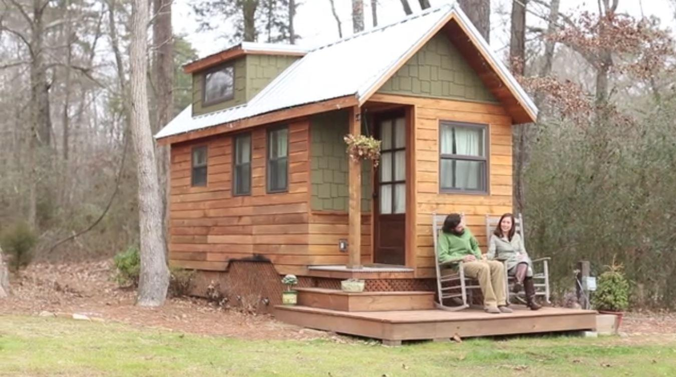 Small Homes Dreams Tiny House Enthusiasts Hope To