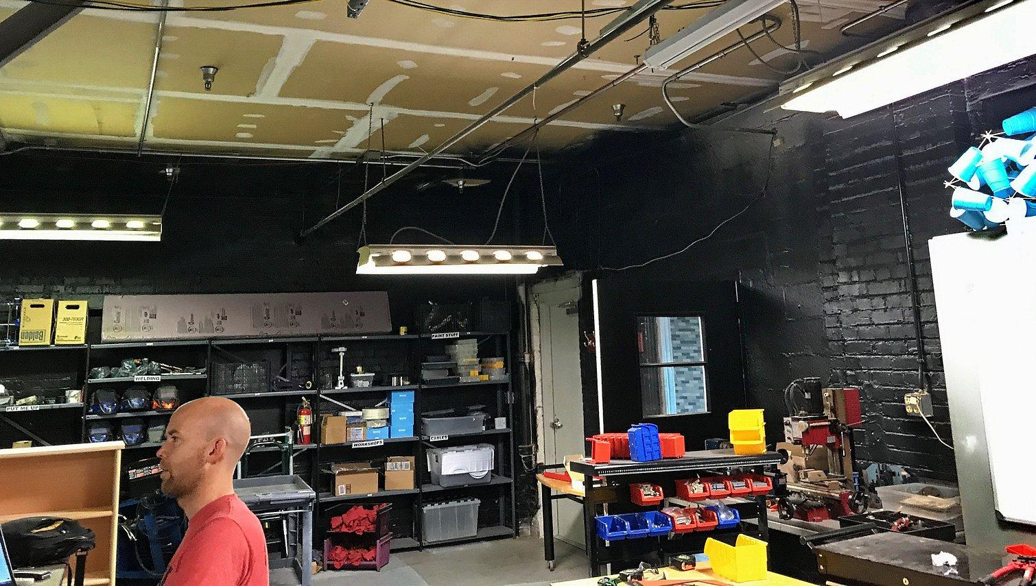 Chatt*lab's Makerspace Encourages Inventing, Creating