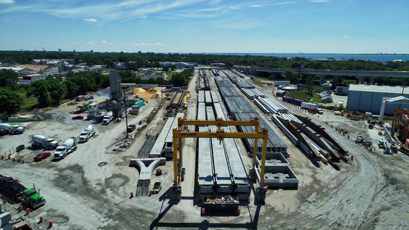FDOT: Pensacola Bay Bridge Cracks Non-Structural, No Public