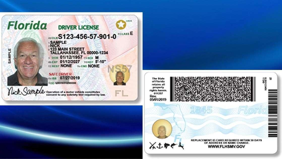 Getting A Florida Drivers License >> Changes To Florida Driver Licenses Ids On The Way Wuwf