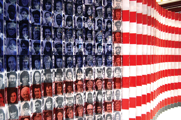 Image result for American flag of faces
