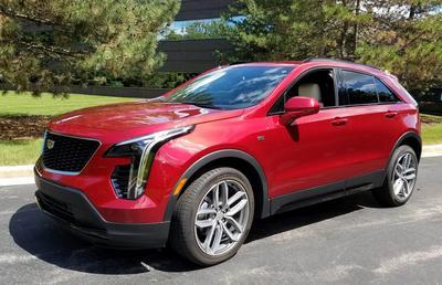 2019 Cadillac Xt4 Awd Sport Review Wuwm