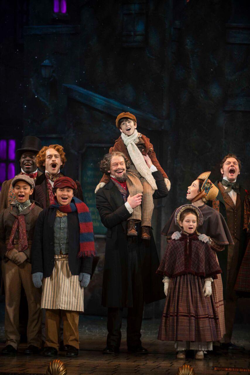 Christmas Carol Musical Script.A Christmas Carol Returns With A New Script For A Familiar