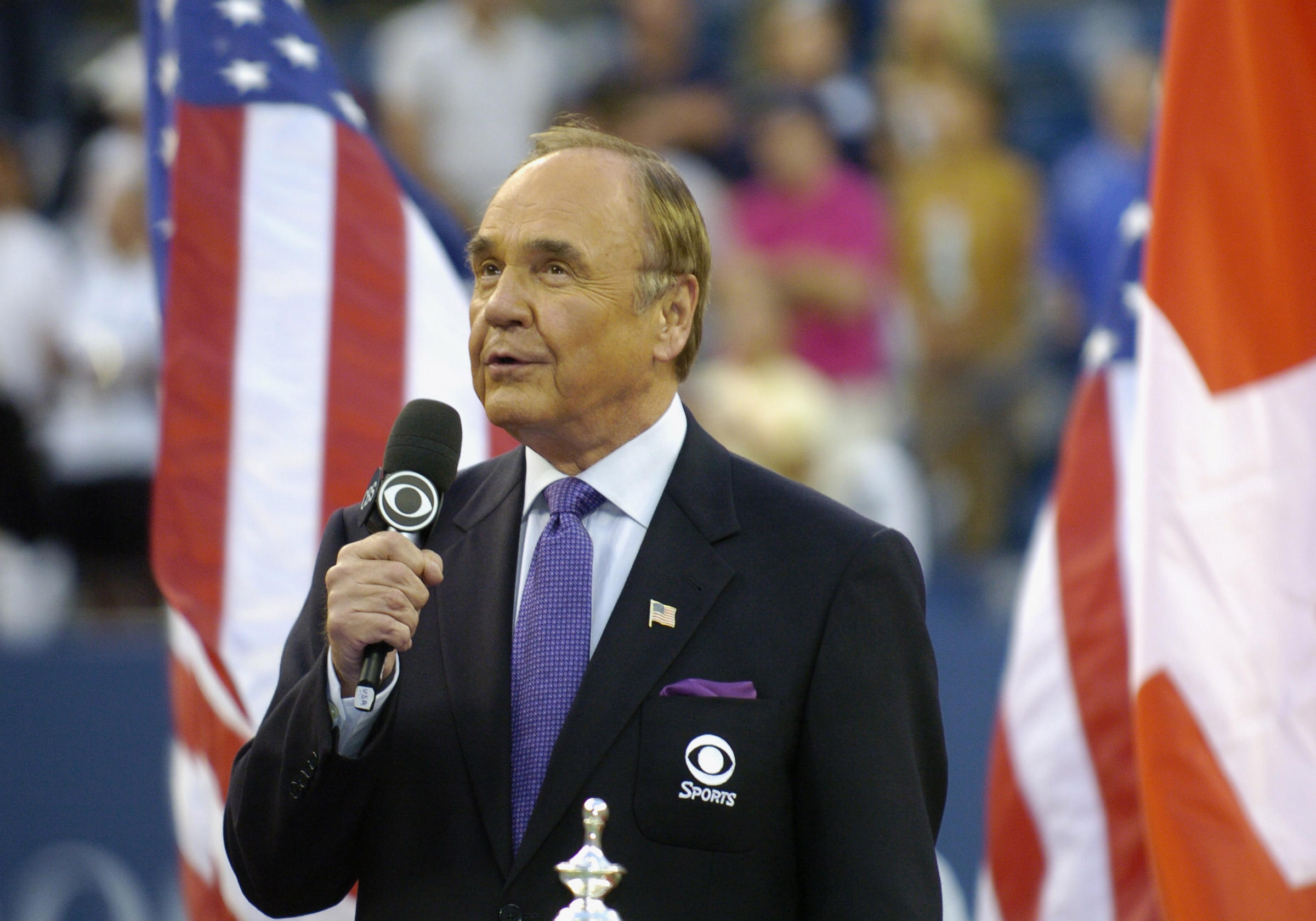 Sportscaster Dick Enberg Revisits the Friendship of a
