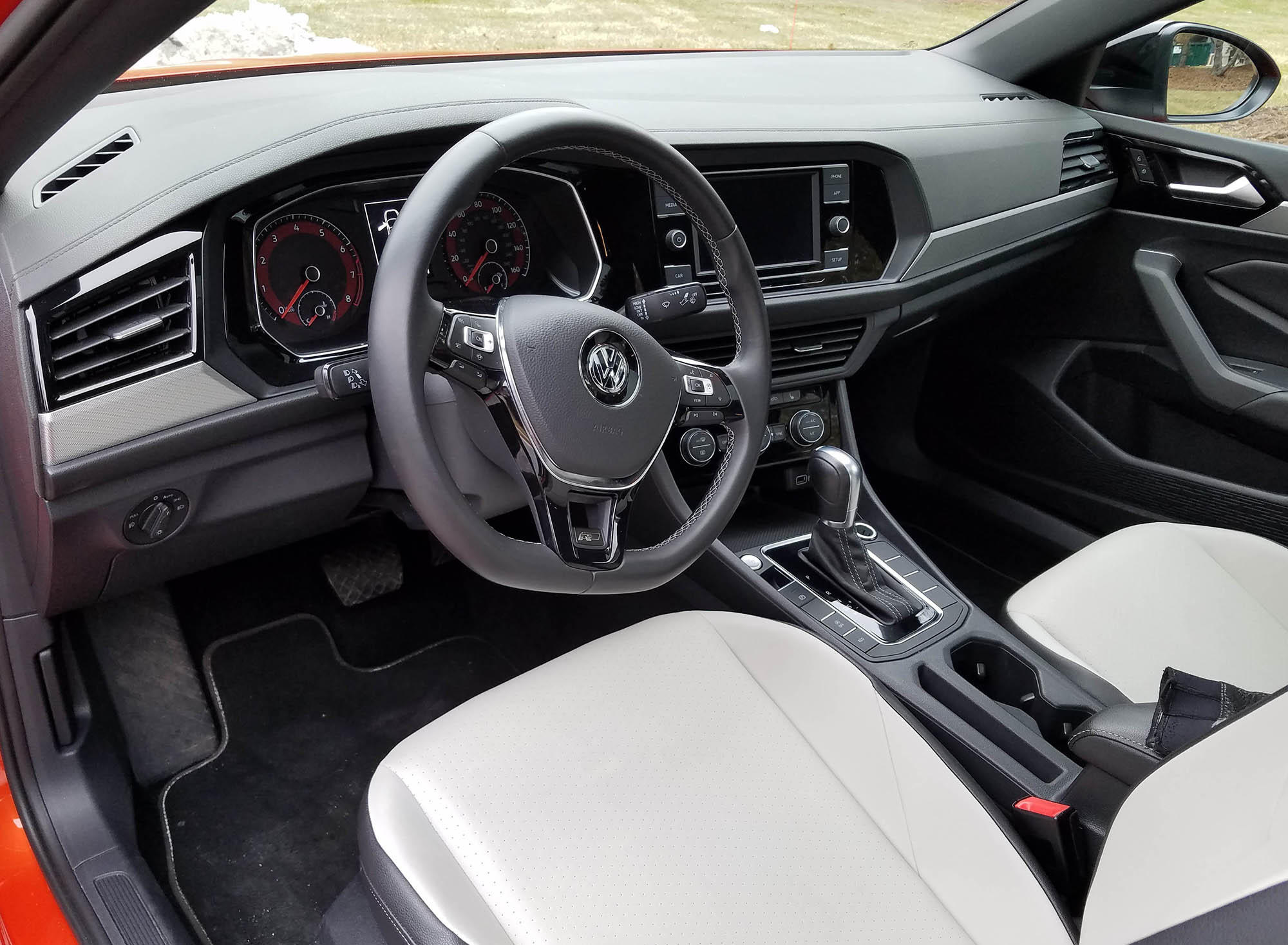 Volkswagen Jetta R-Line Review: An Underrated Bargain   WUWM