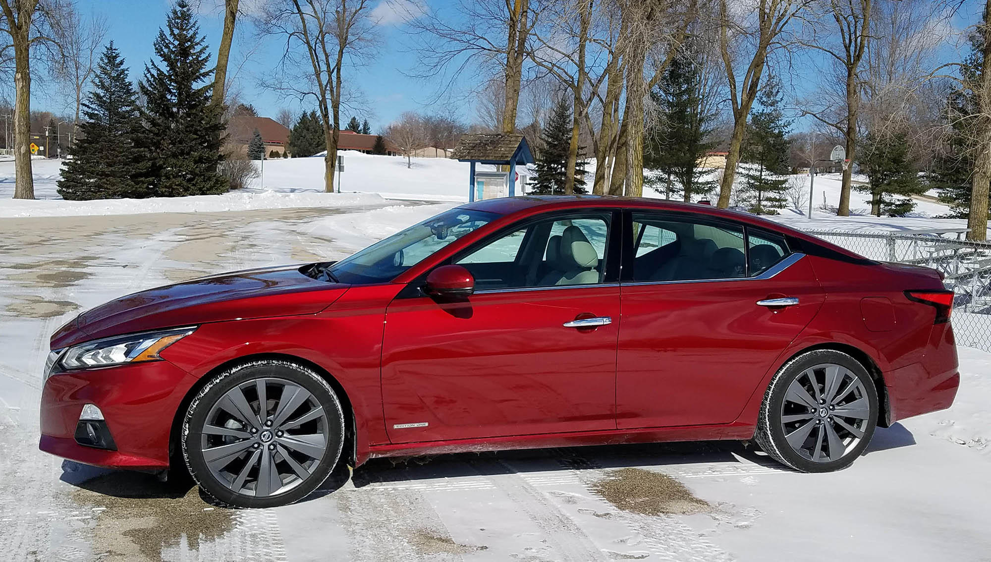 2019 Nissan Altima Edition One Review | WUWM