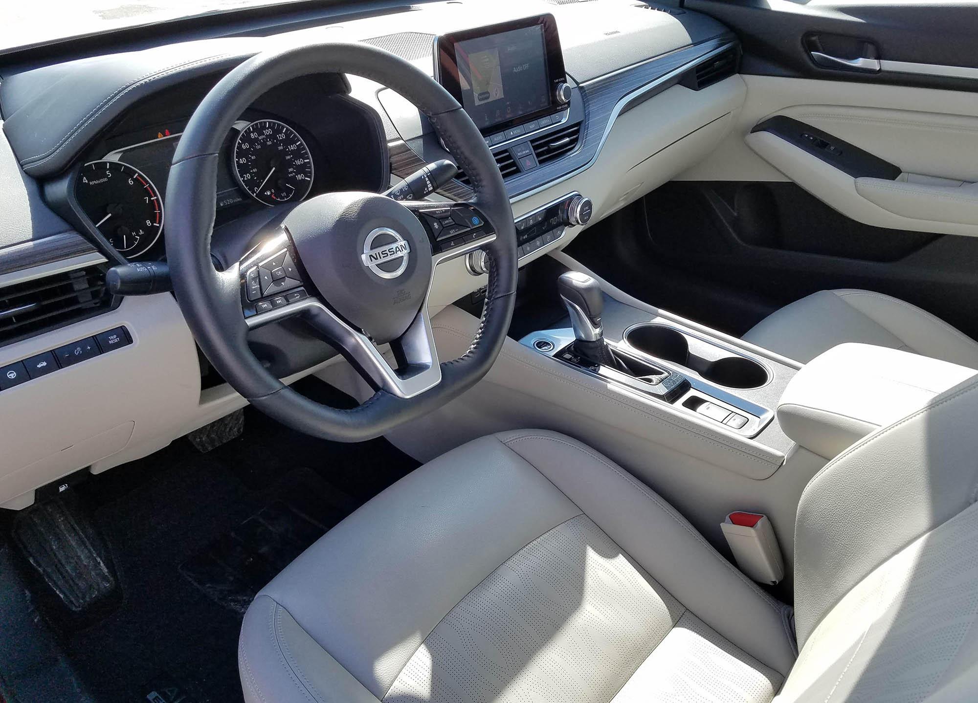 Nissan Altima Interior >> 2019 Nissan Altima Edition One Review Wuwm