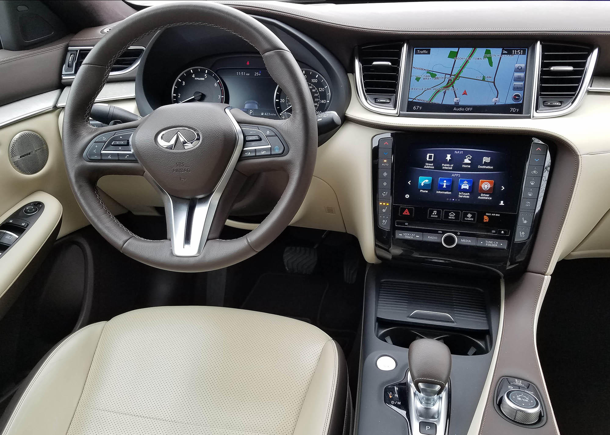 2019 Infiniti Qx50 Essential Fwd Review Wuwm