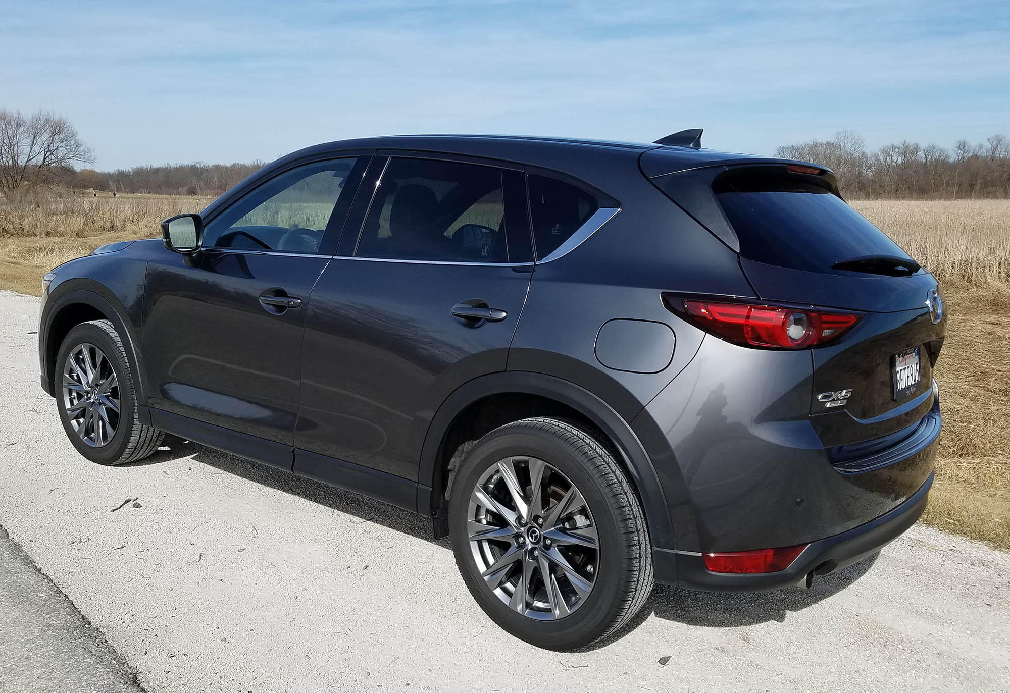 2019 Mazda CX-5 Signature AWD Review: Looks, Power ...