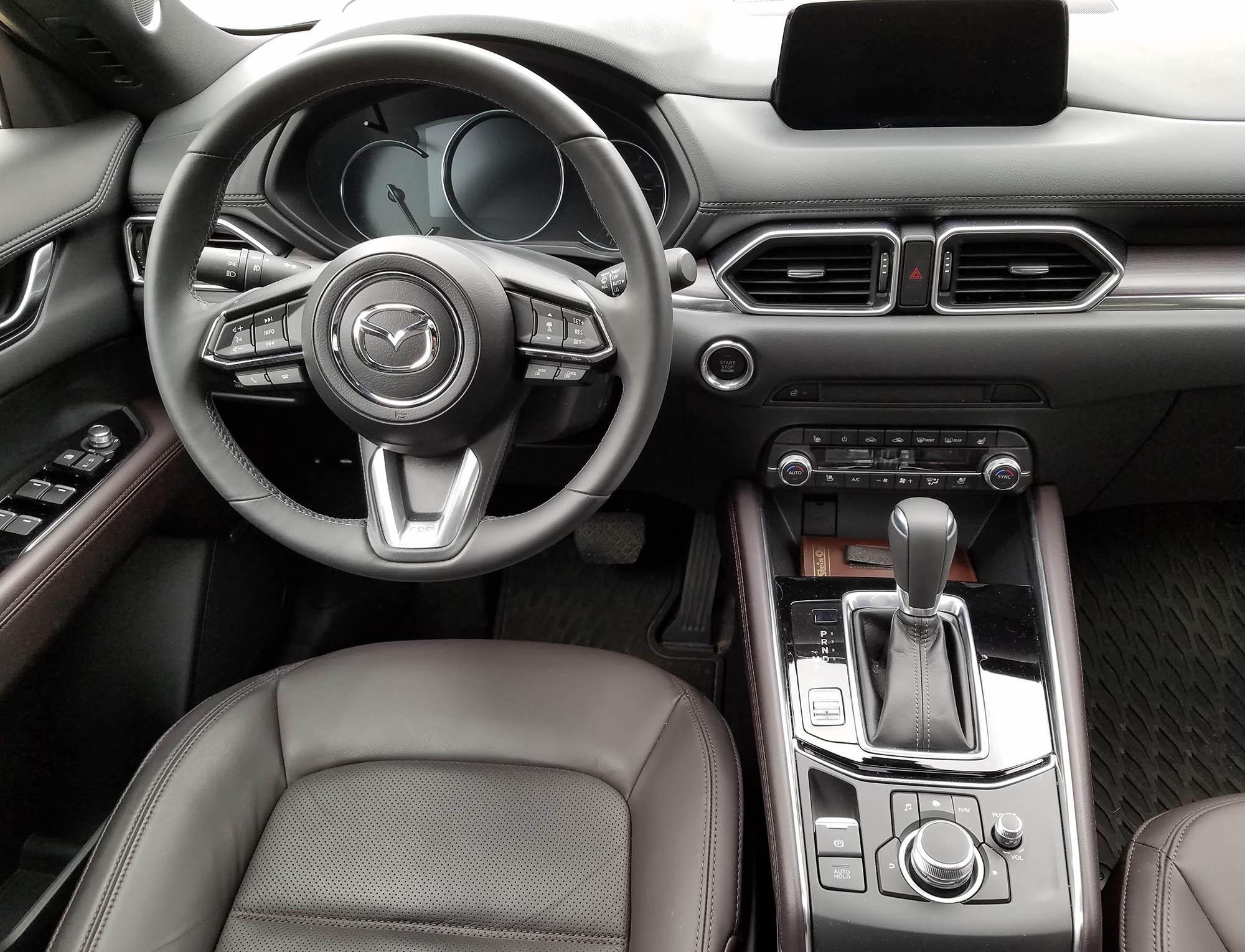 2019 Mazda CX-5: News, Upgrades, Price >> 2019 Mazda Cx 5 Signature Awd Review Looks Power Sports