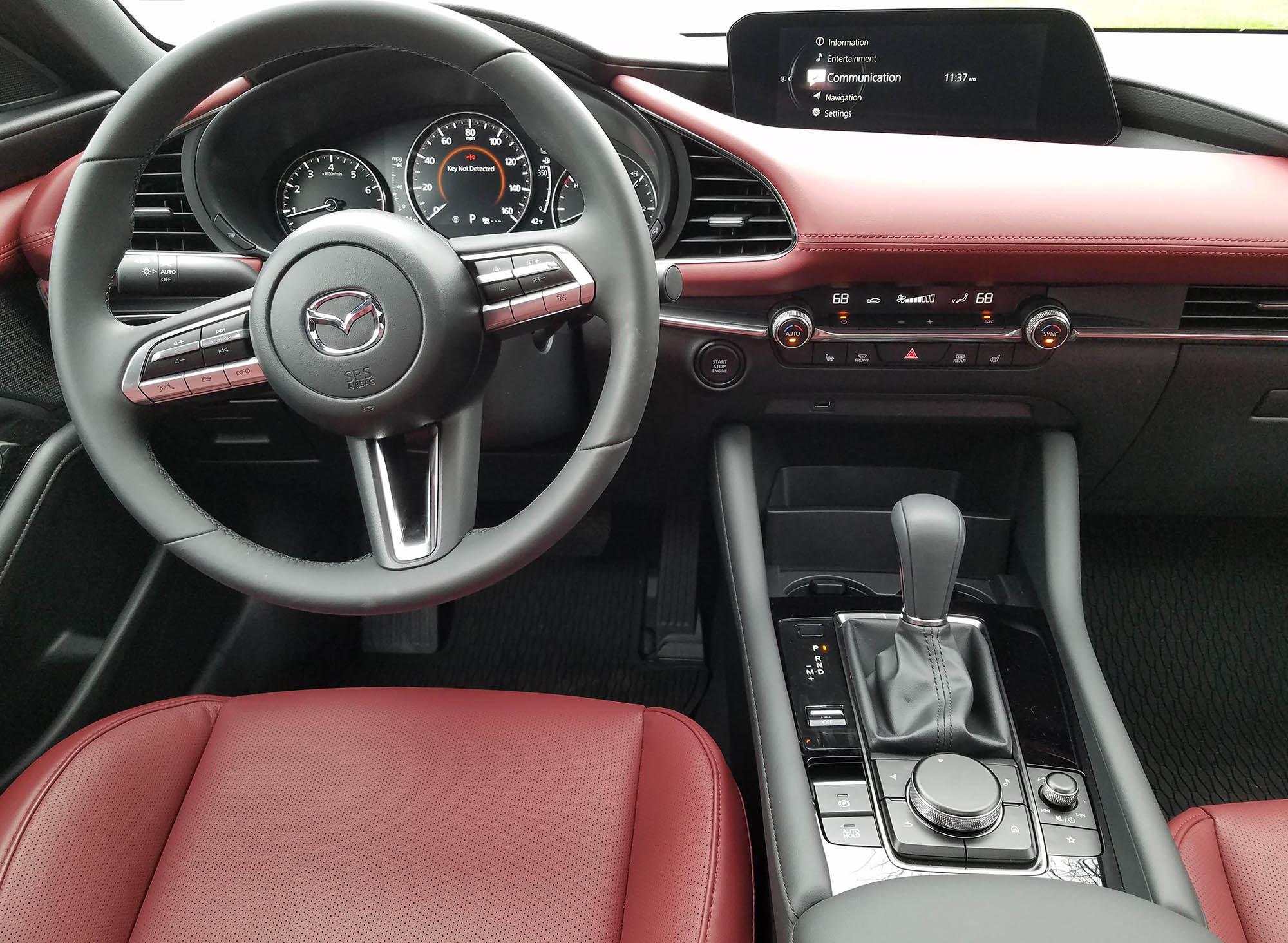 2019 Mazda3 Platinum AWD Hatchback Review: Sleek, Fast & Fun