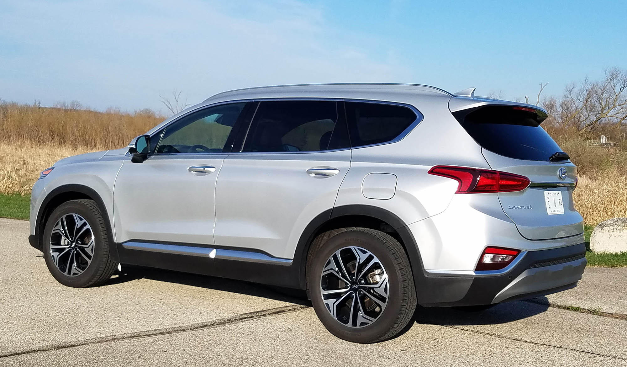 2019 Hyundai Santa Fe Ultimate 2 0t Fwd Review Wuwm