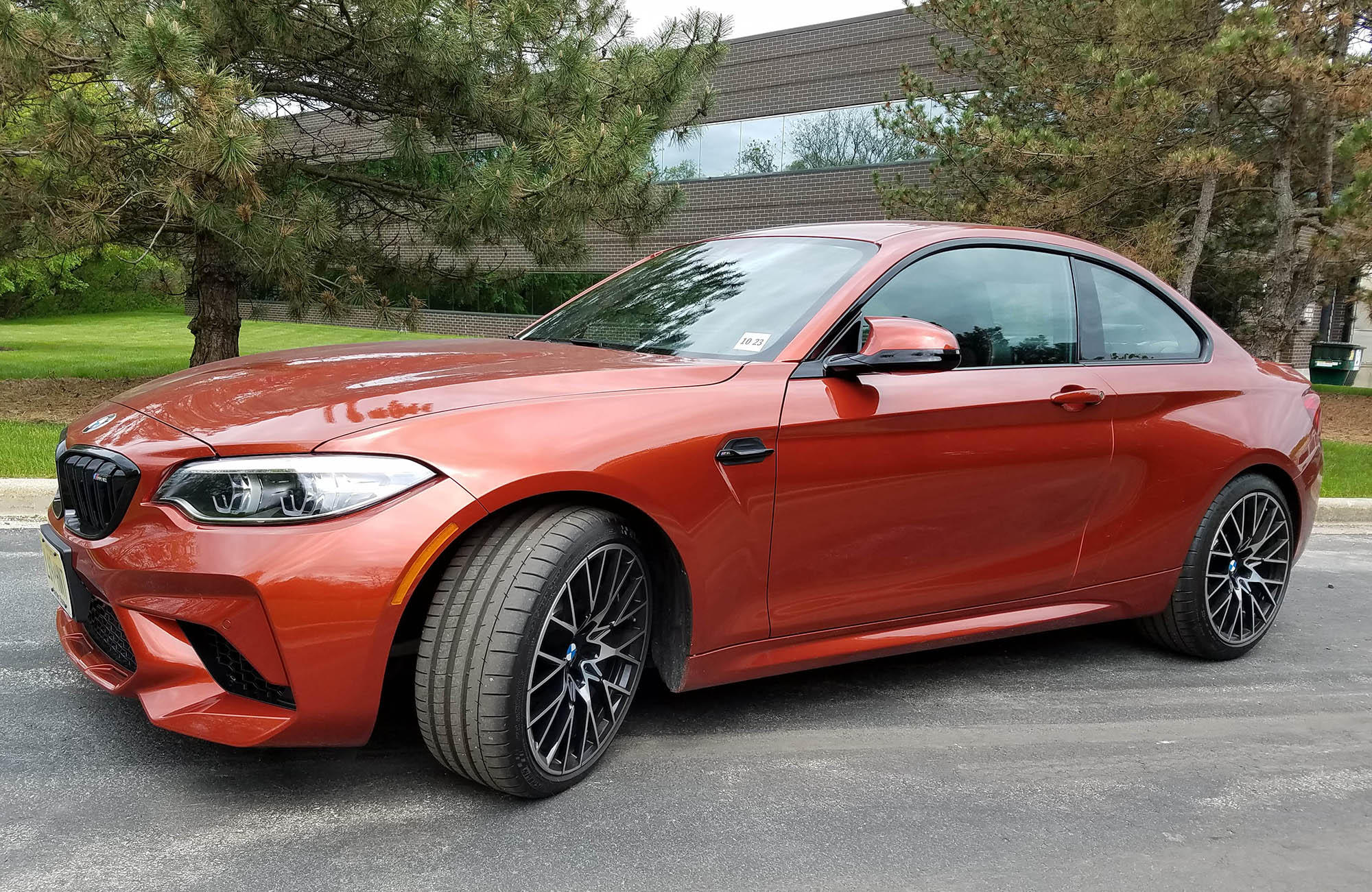 2019 Bmw M2 Competition Coupe Review Wuwm