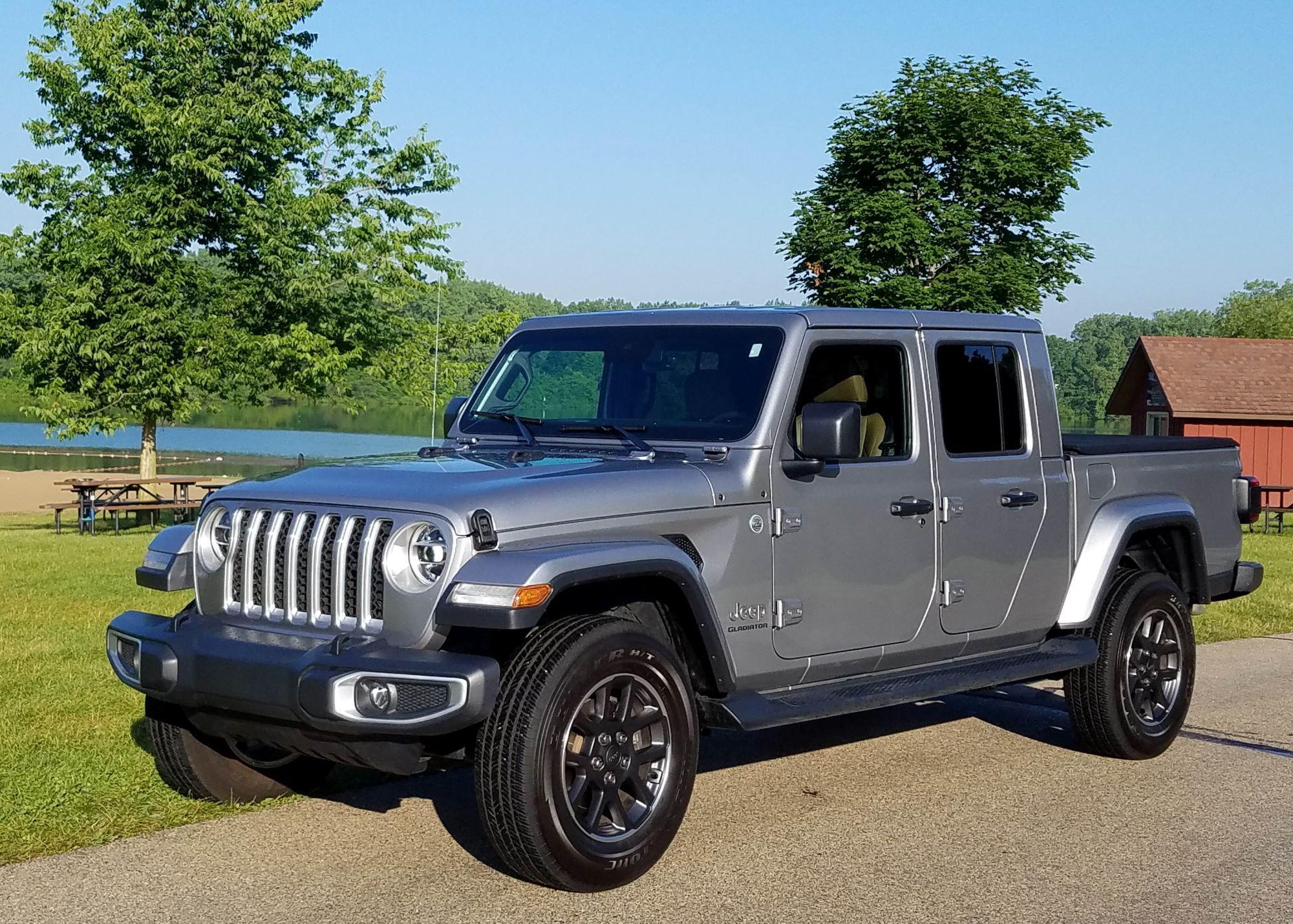 2020 Jeep Gladiator Overland 4x4 Review Wuwm