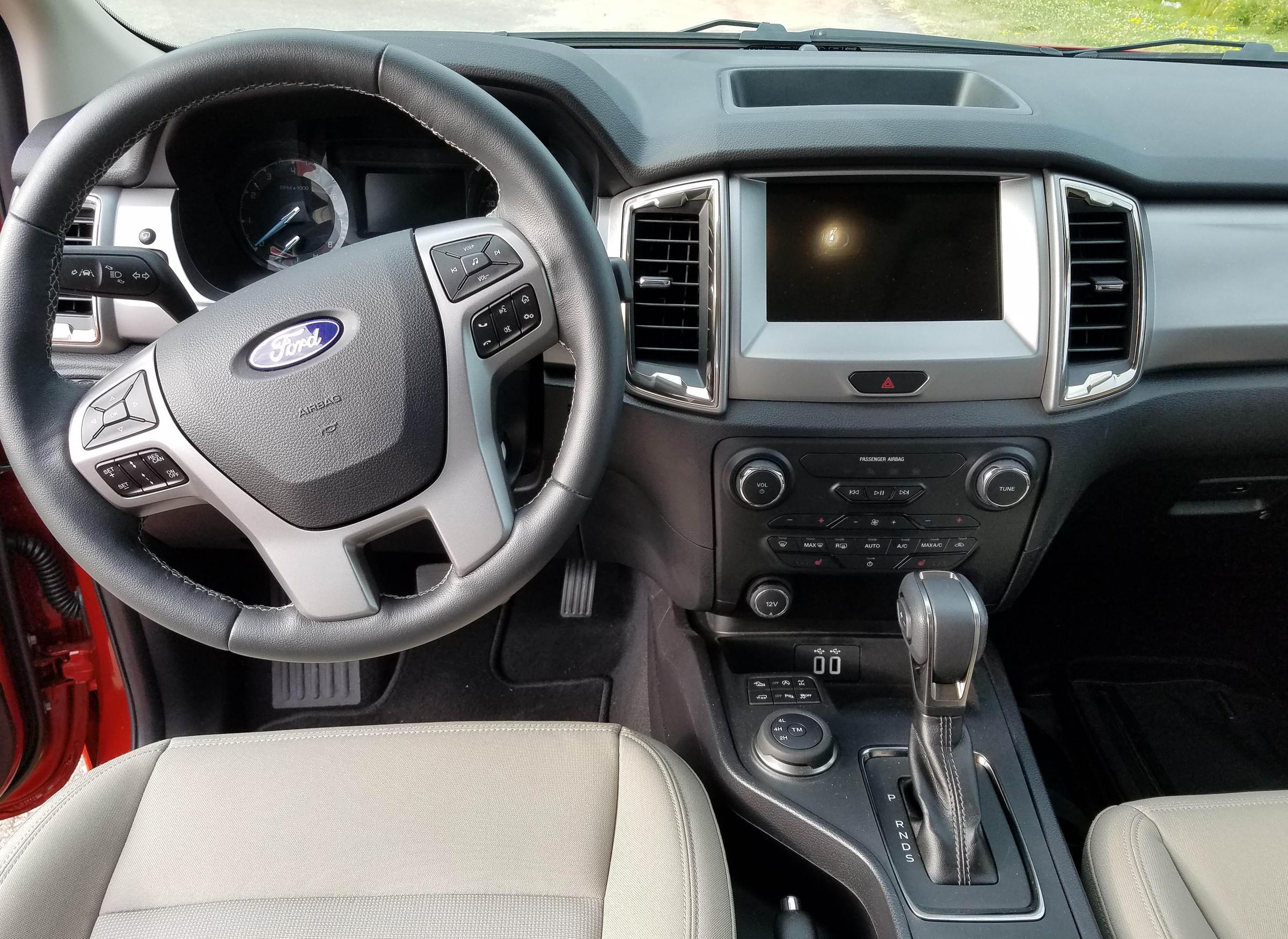 2019 Ford Ranger Xlt Supercrew 4x4 Review Wuwm