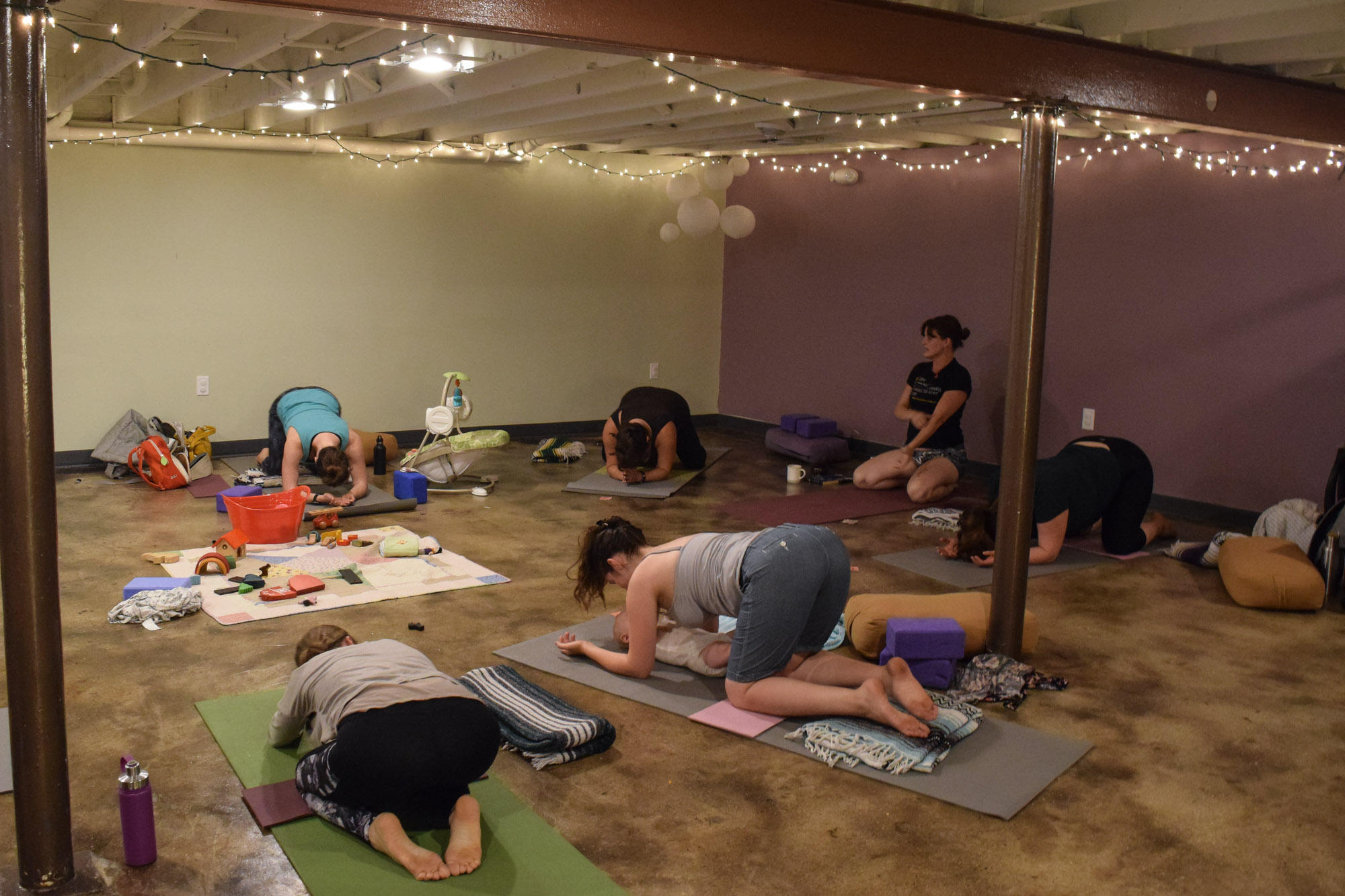 Fit For You: The Womb Room | WUWM