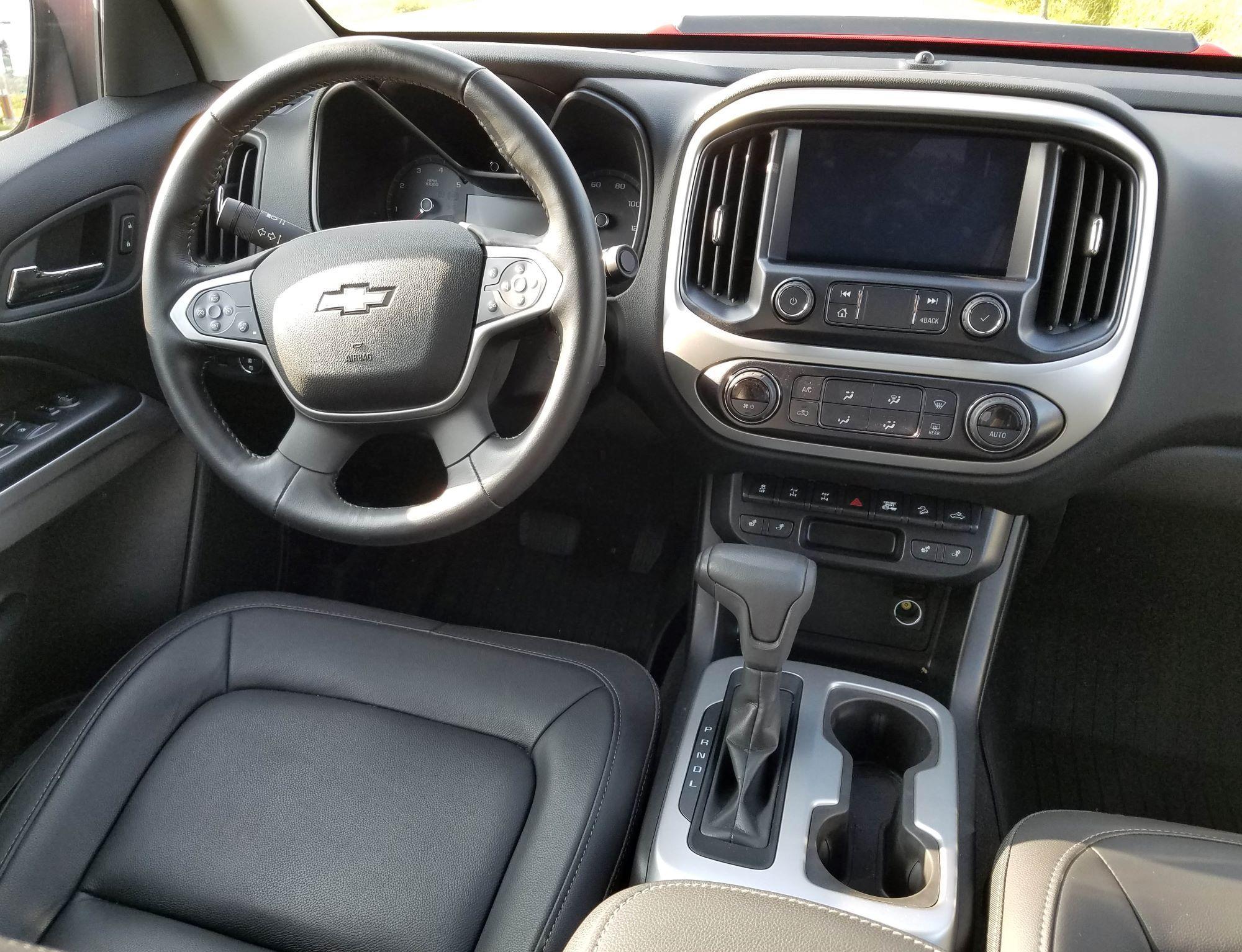 2019 Chevrolet Colorado 4wd Zr2 Crew Short Box Bison Review Wuwm