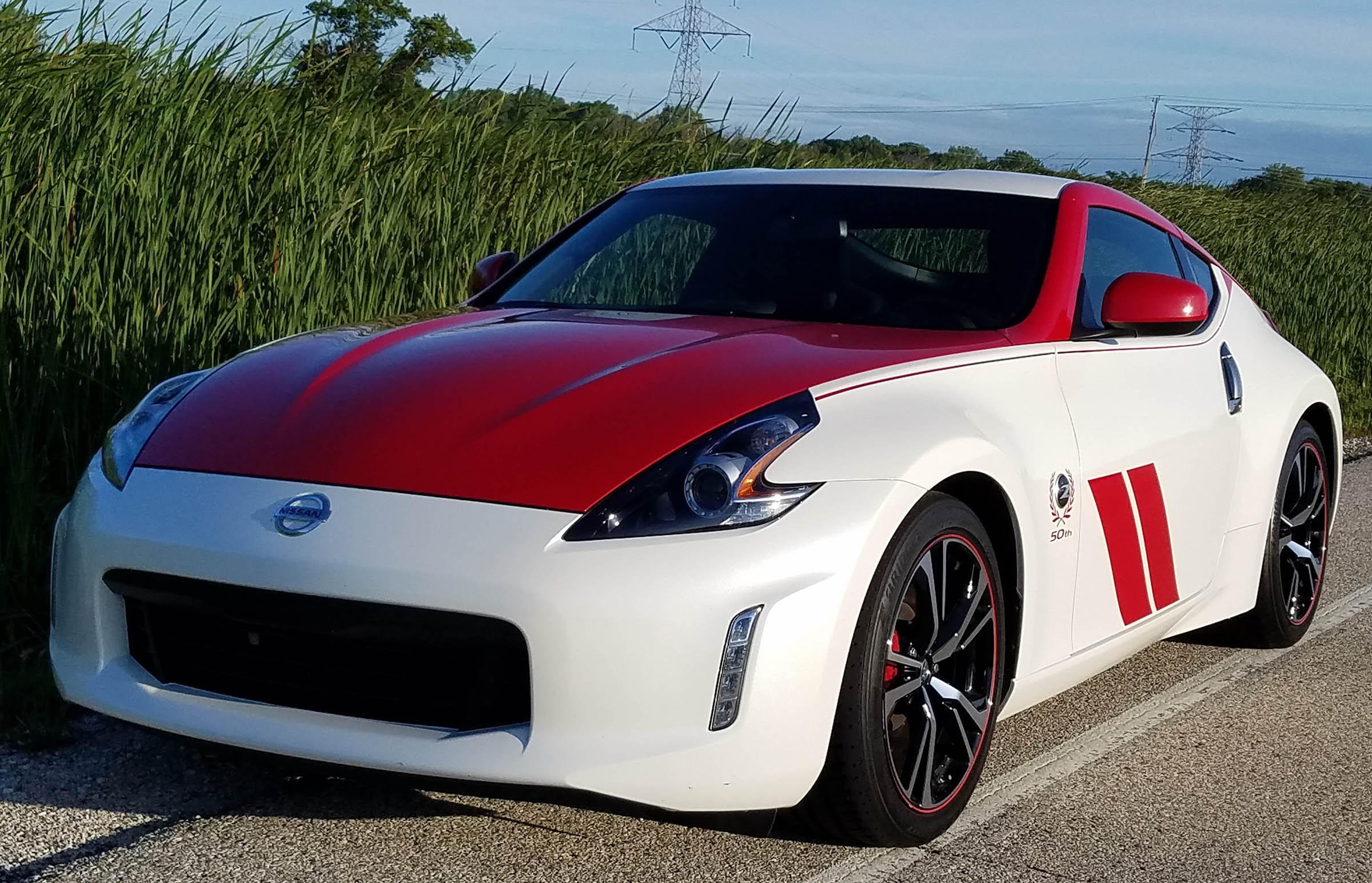 2020 nissan z370 50th anniversary edition review