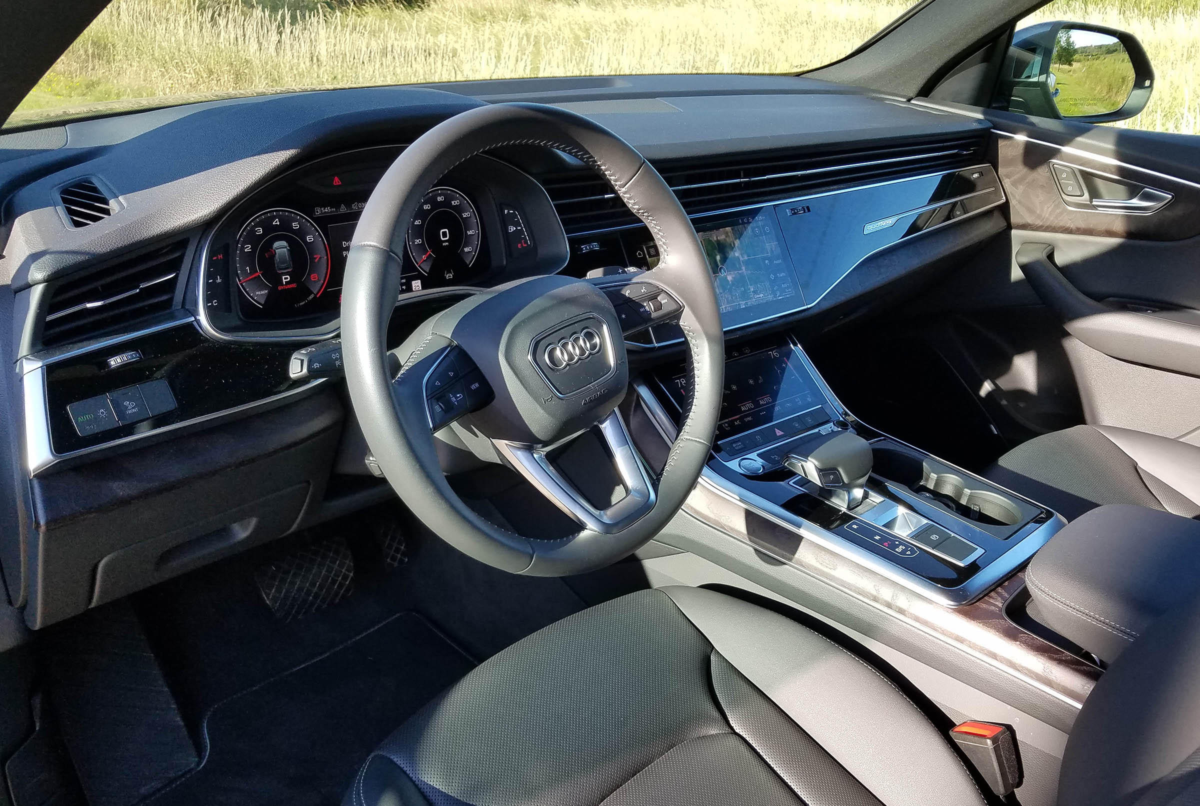 2019 Audi Q8 Quattro Review Wuwm
