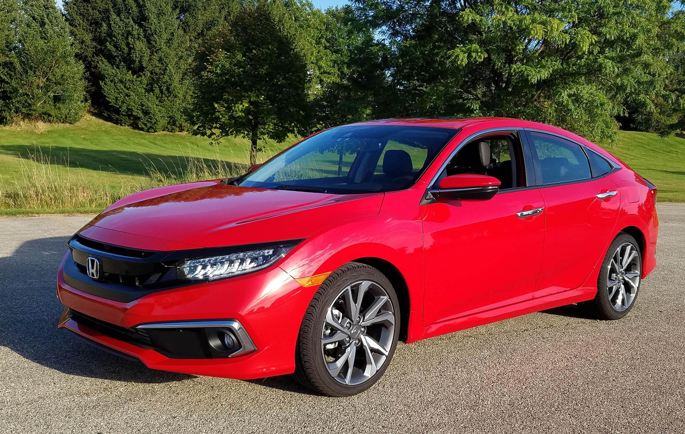 Kelebihan Honda Civic Sedan 2019 Harga