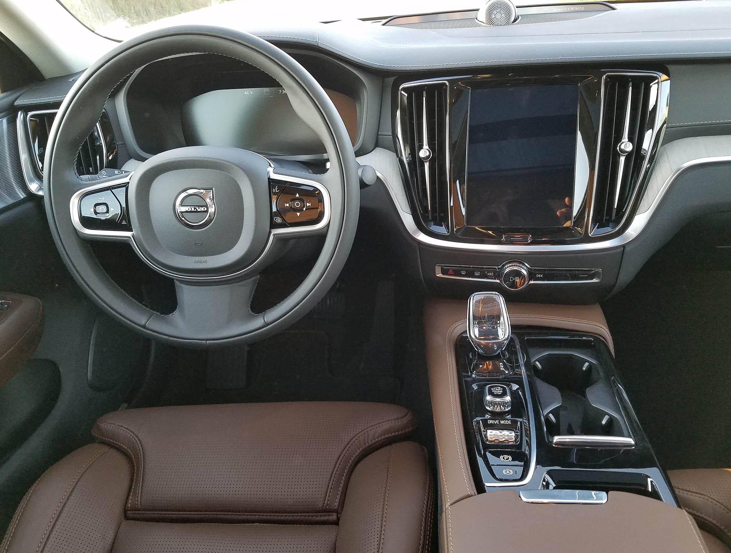 2020 Volvo S60 T8 E Awd Inscription Review Wuwm
