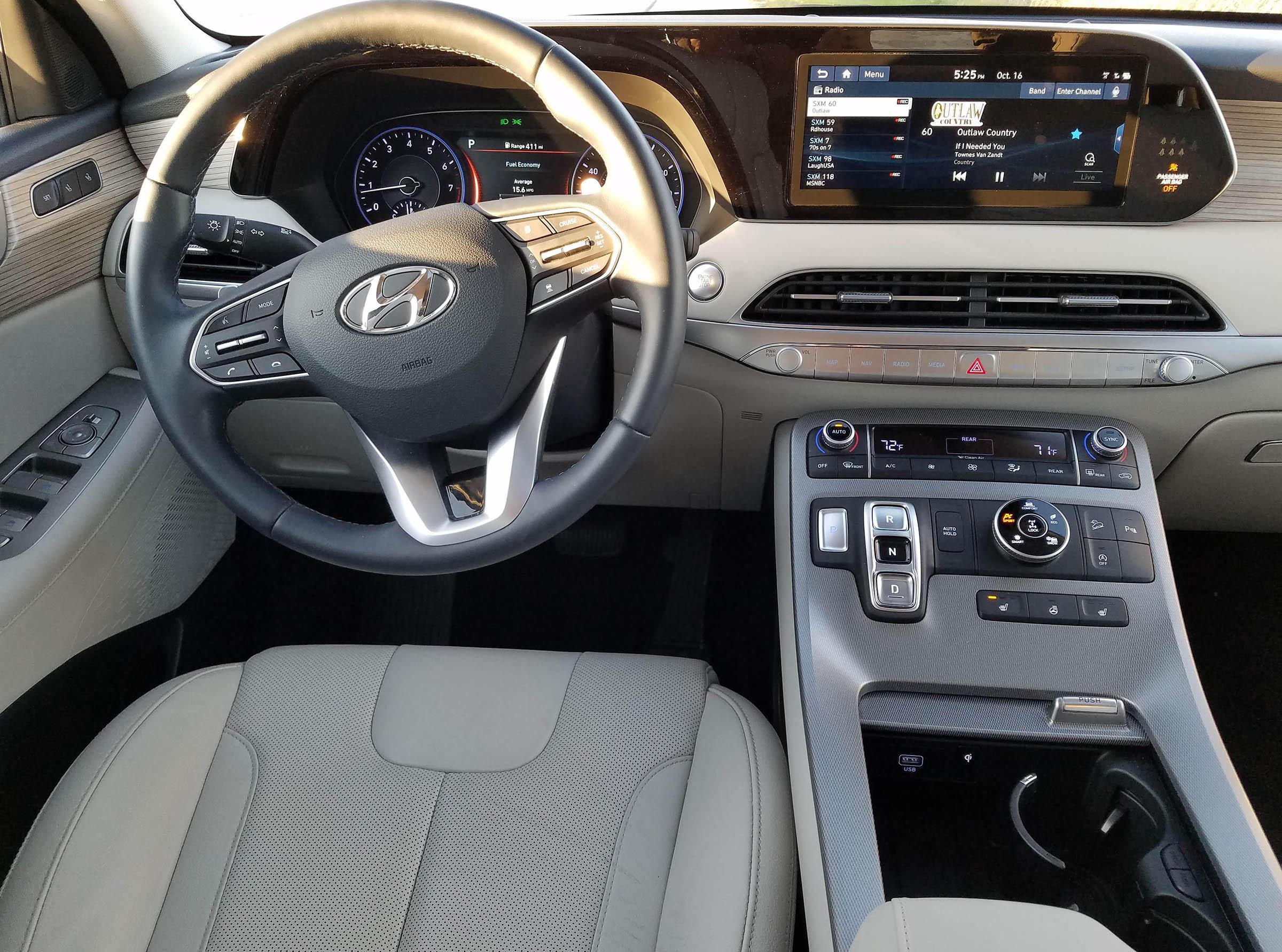 2020 Hyundai Palisade Sel Awd Review Wuwm