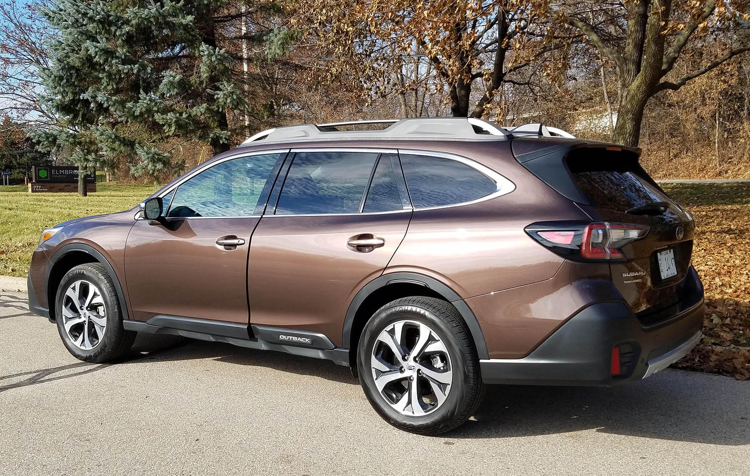 2020 Subaru Outback Touring Xt Review Wuwm