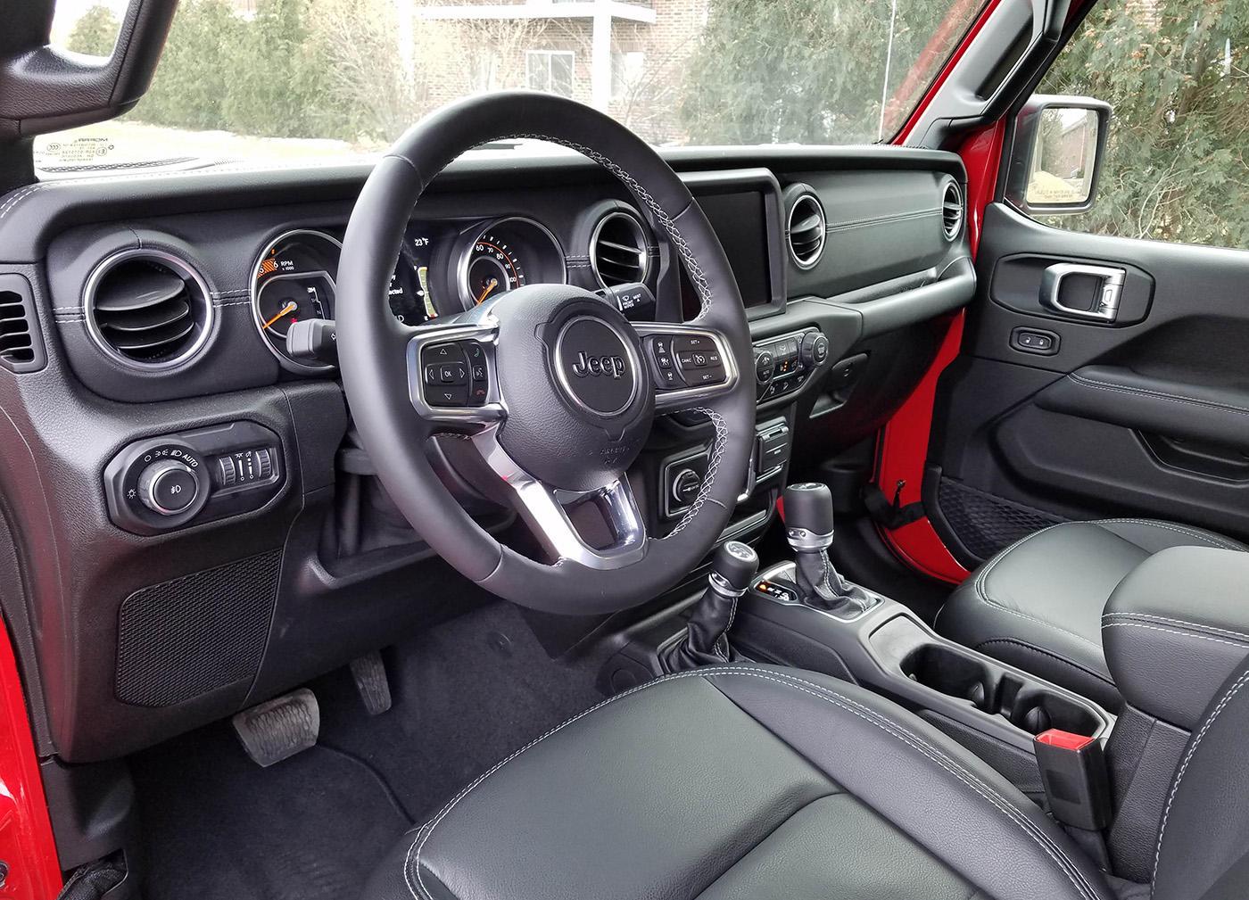 2020 Jeep Wrangler Unlimited Sahara 4x4 Review Wuwm