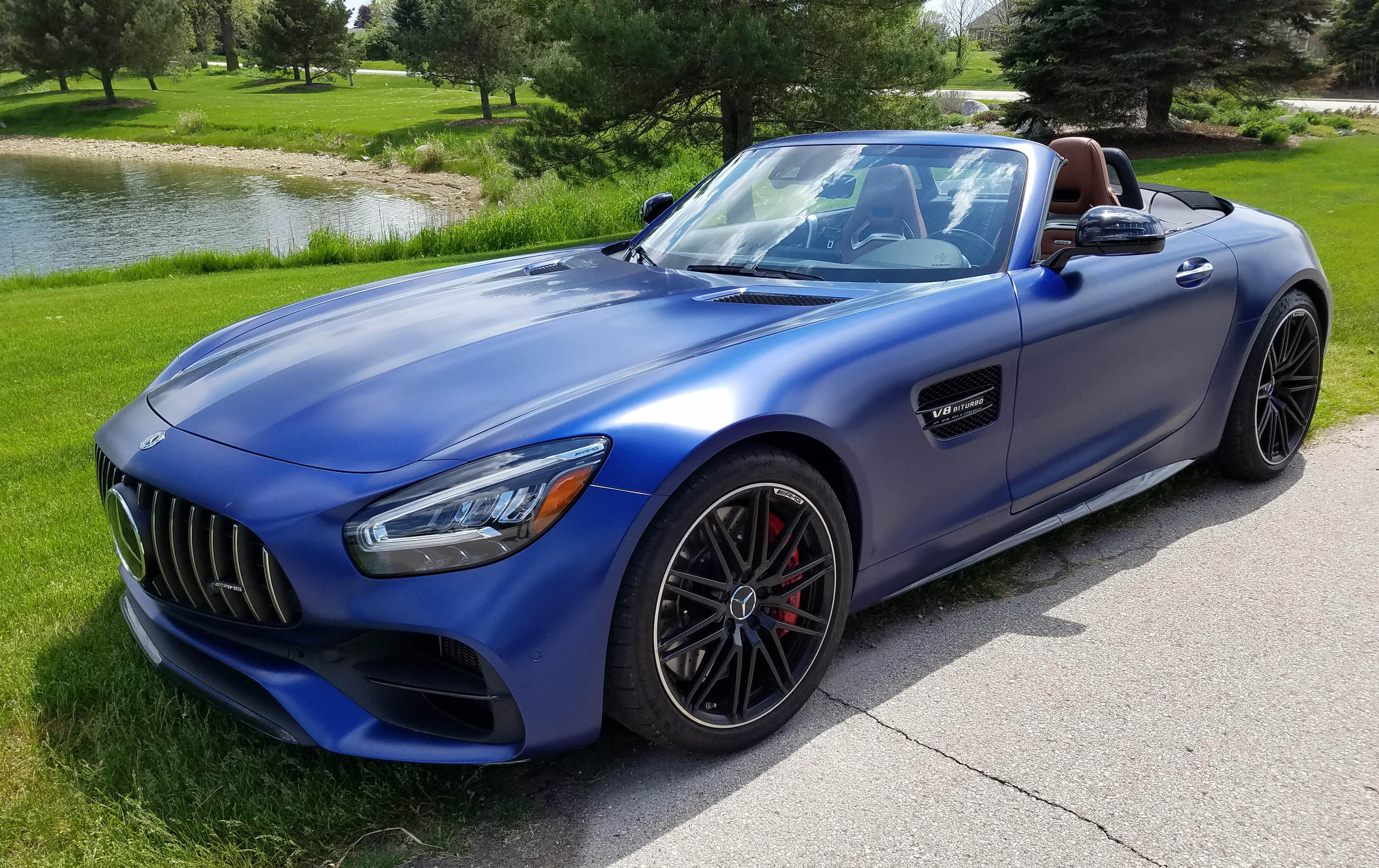 2020 Mercedes Benz Amg Gt C Roadster Review Wuwm