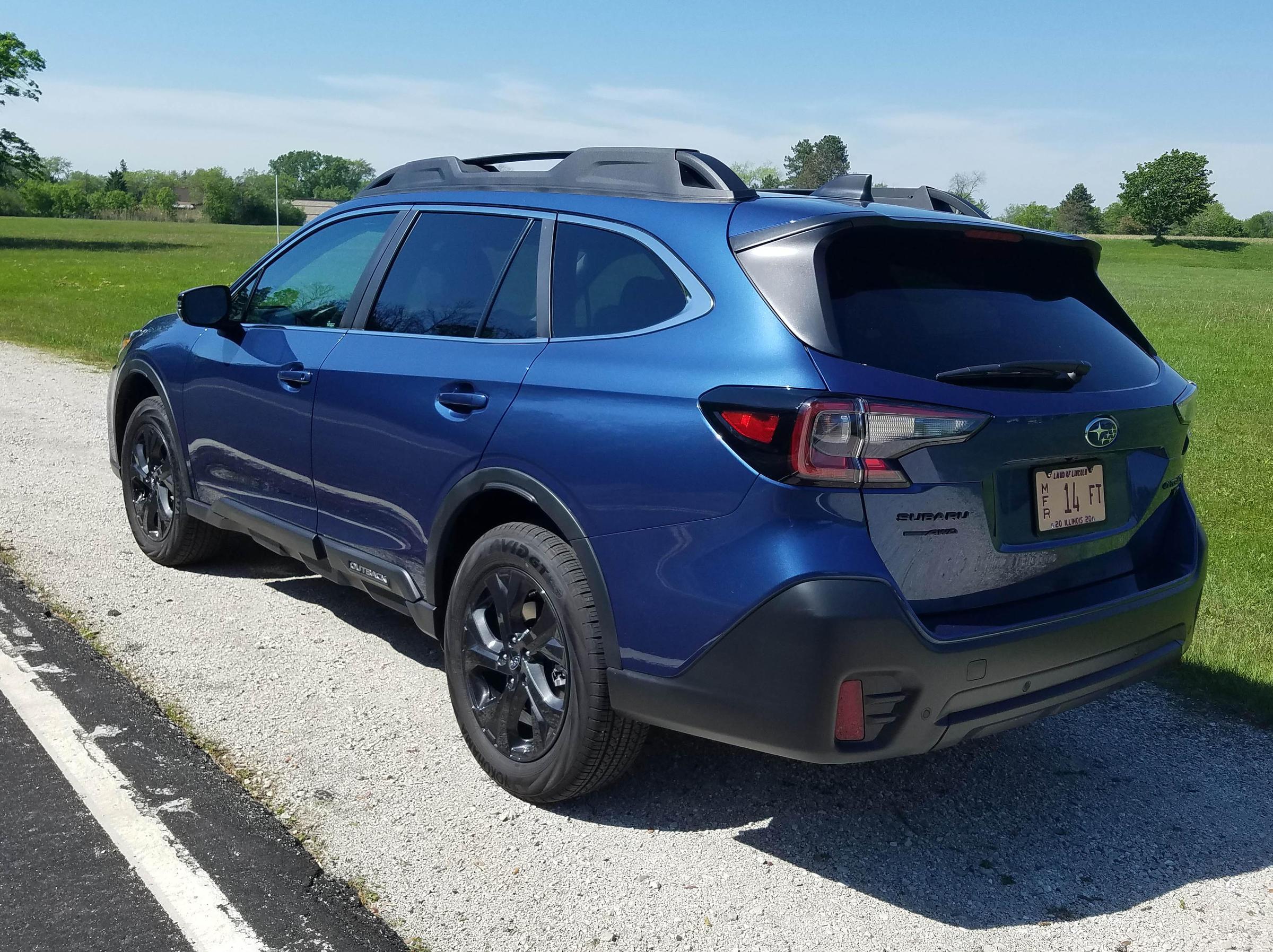 2020 Subaru Outback Onyx Edition Xt Review Wuwm
