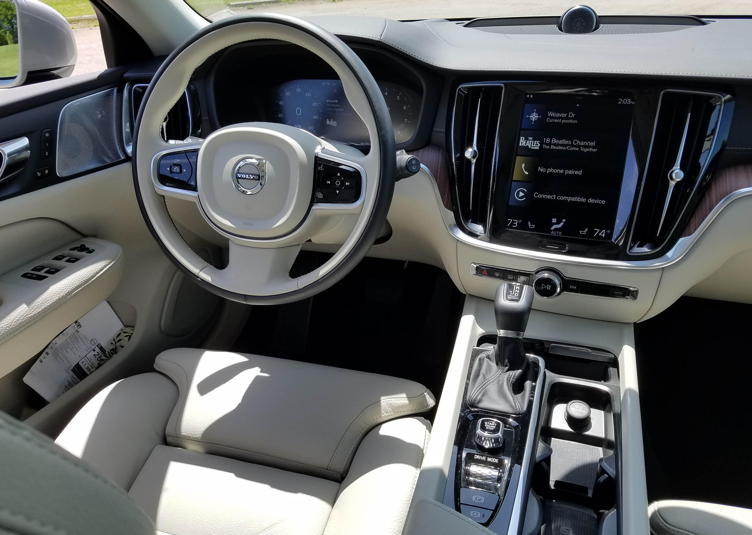 2020 Volvo V60 T5 Awd Cross Country Review Wuwm