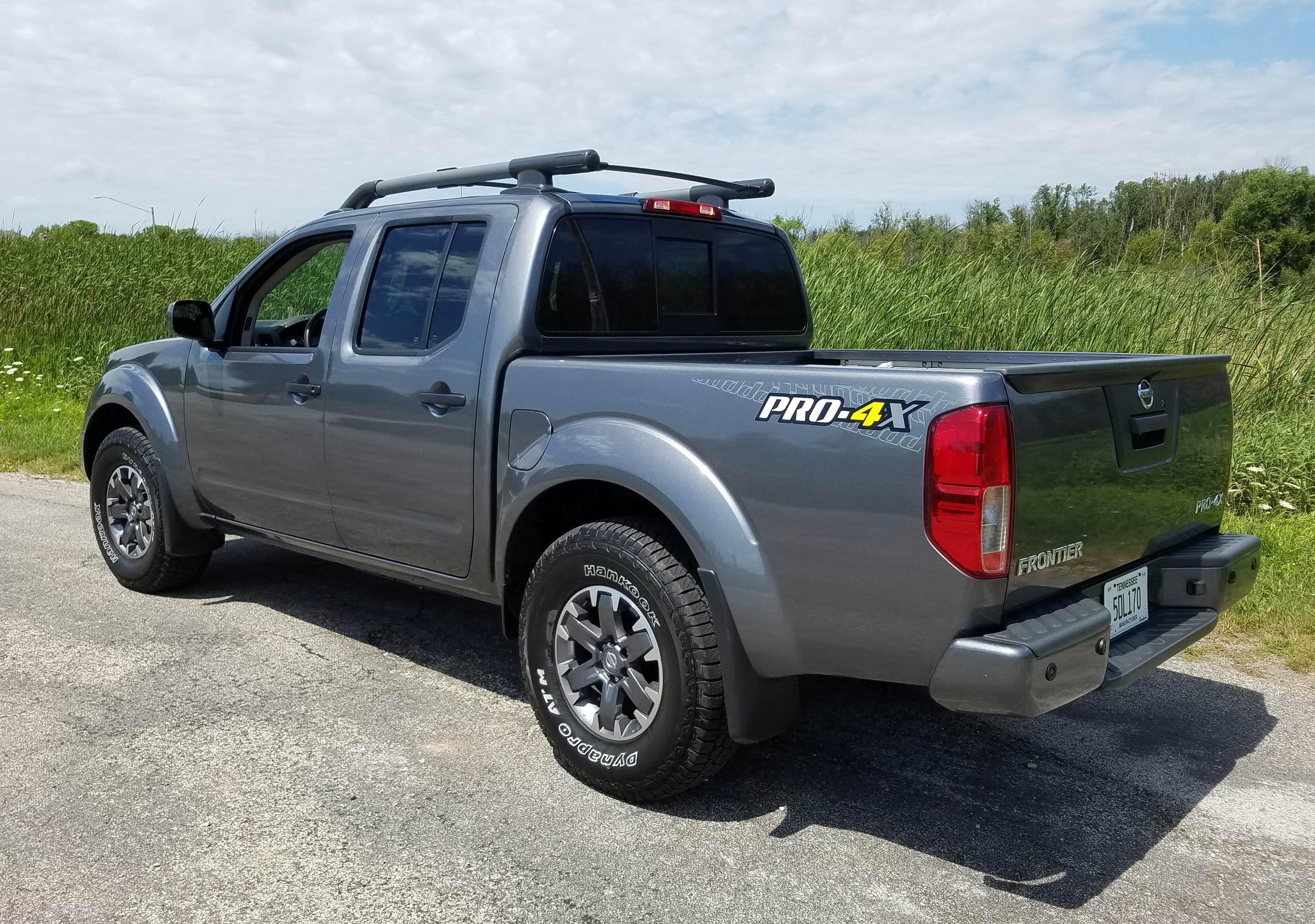2020 Nissan Frontier Pro 4x Crew Cab Review Wuwm