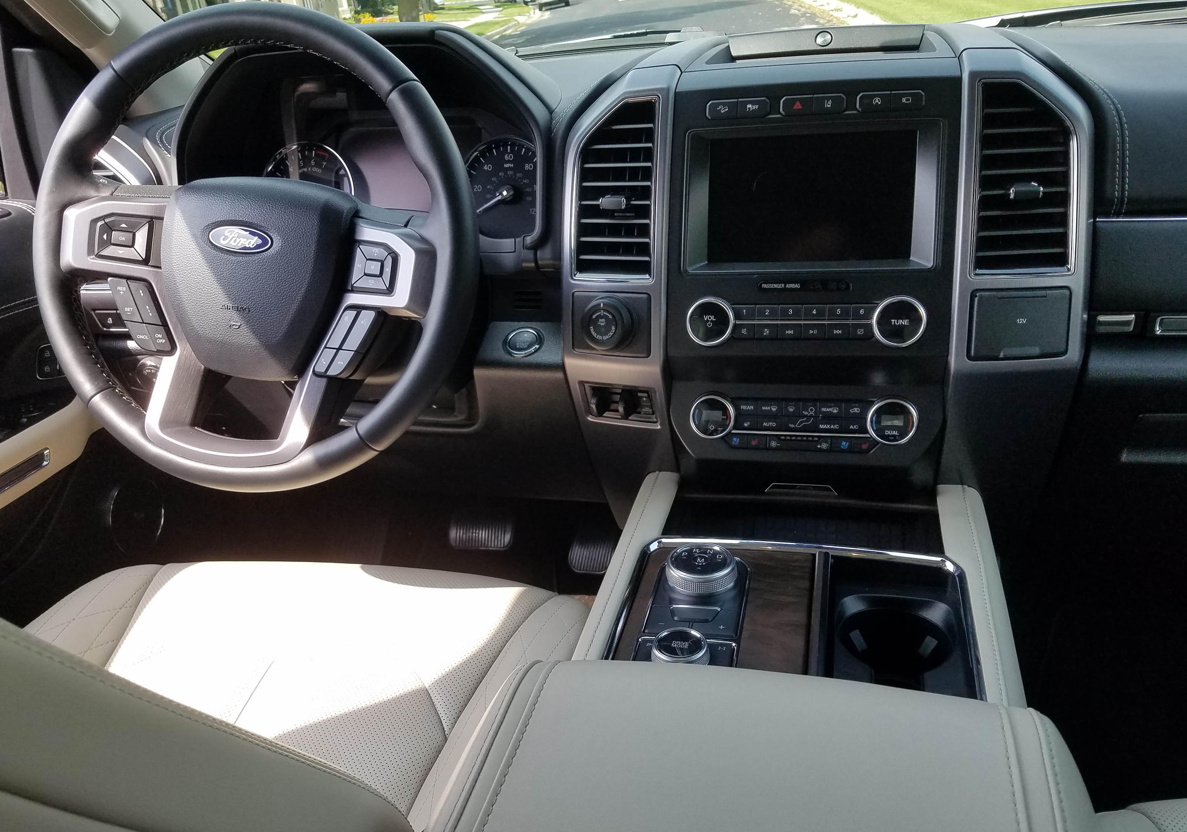2020 Ford Expedition Max Platinum 4x4 Review Wuwm