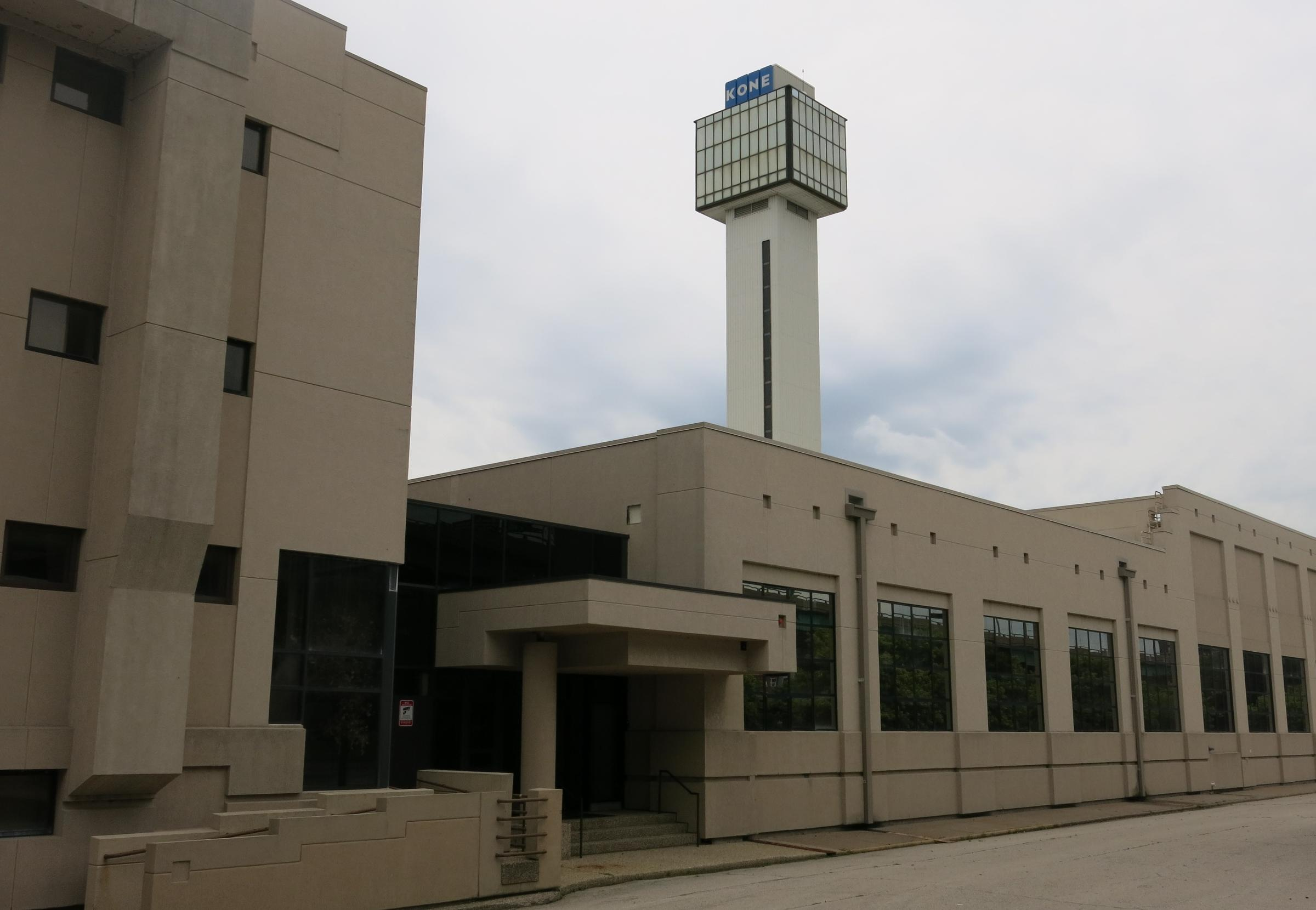 Church's Plans for the Kone Building | WVIK