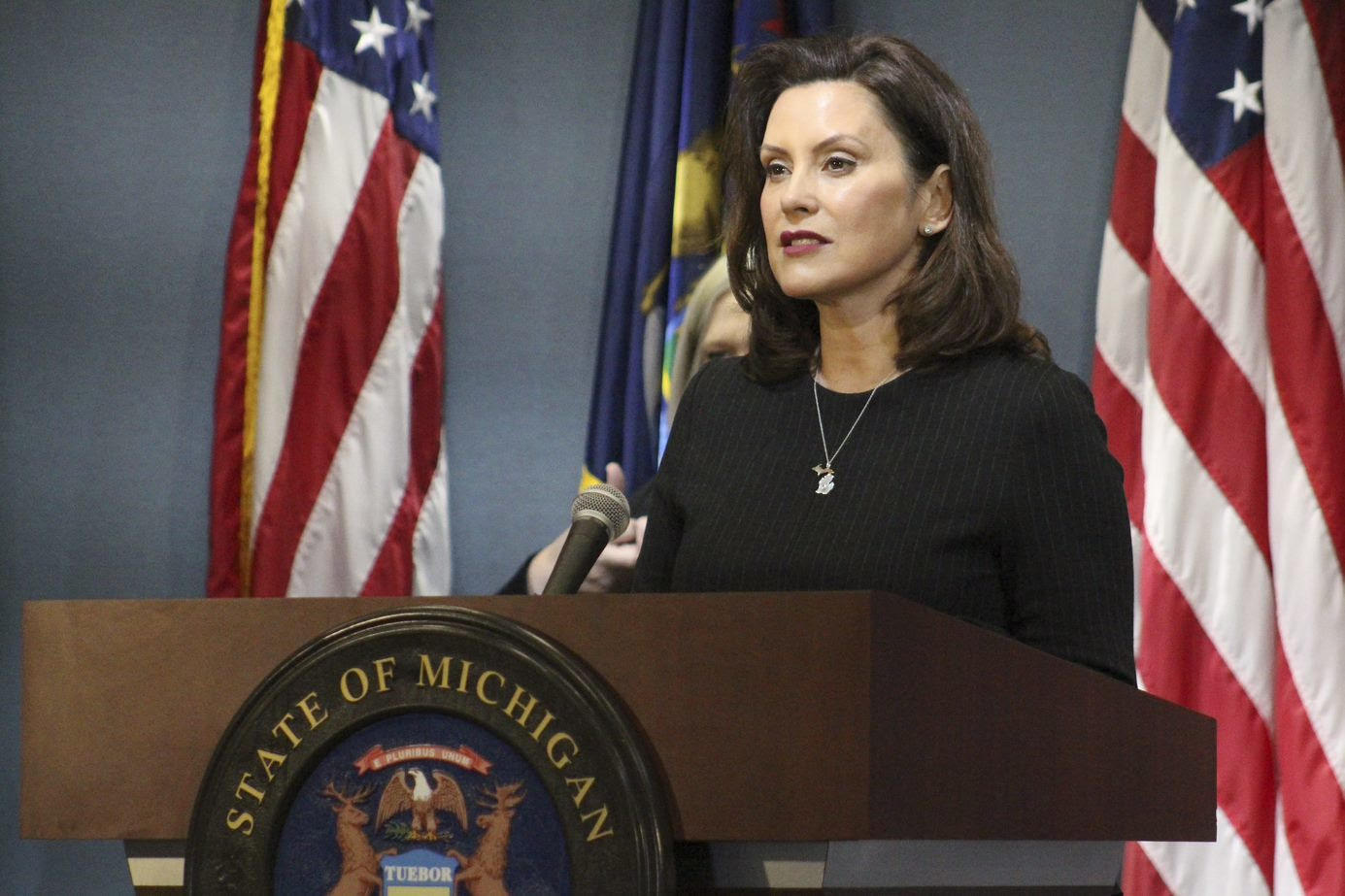 Watch Live At 3pm Today Gov Whitmer Provides Covid 19 Update Wvpe
