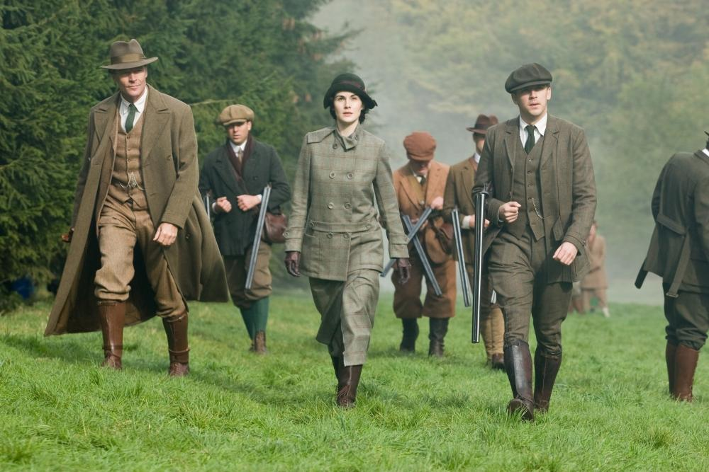 Return to Downton Abbey Sunday nights on WV PBS | West