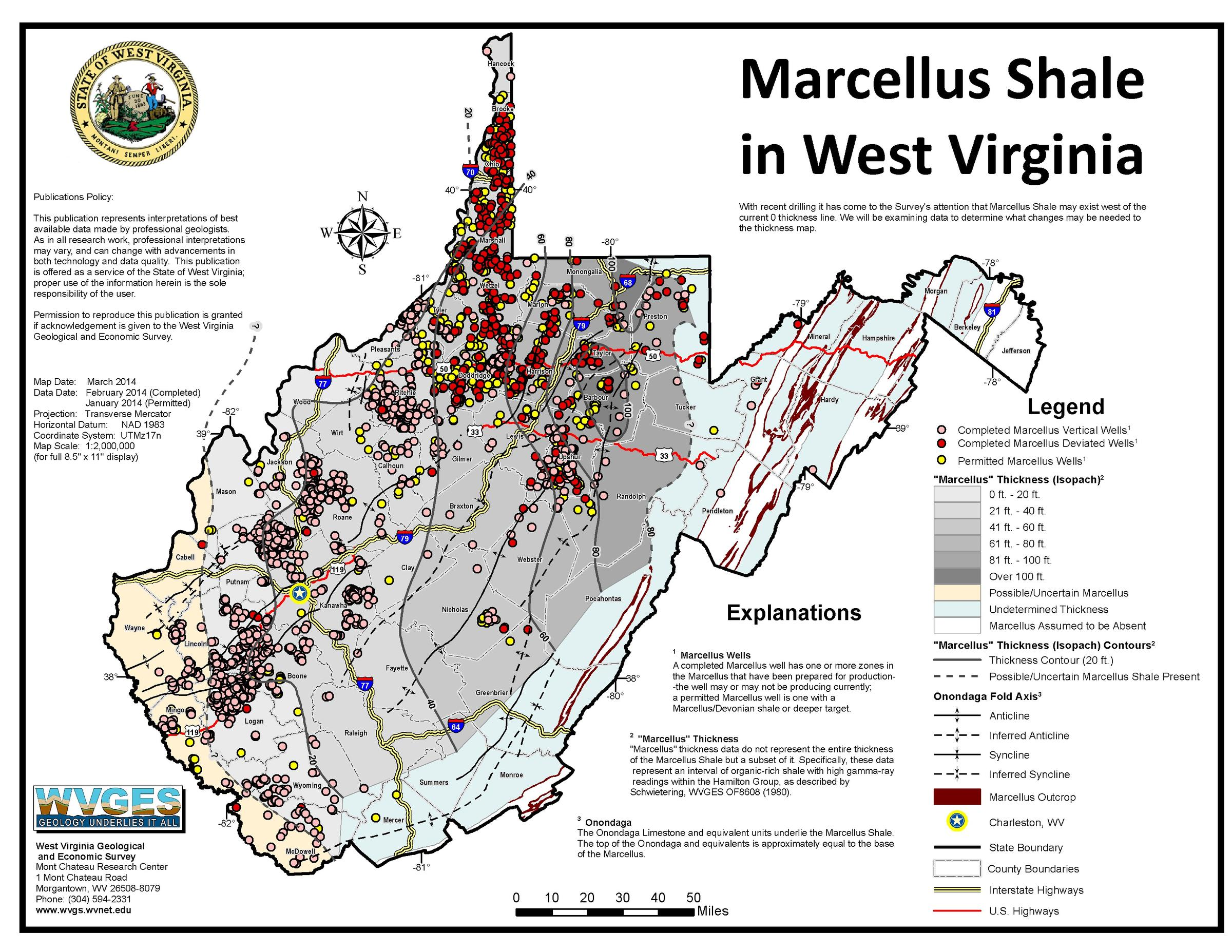 DEP Looks for Comments on New Natural Gas Air Permit | West Virginia