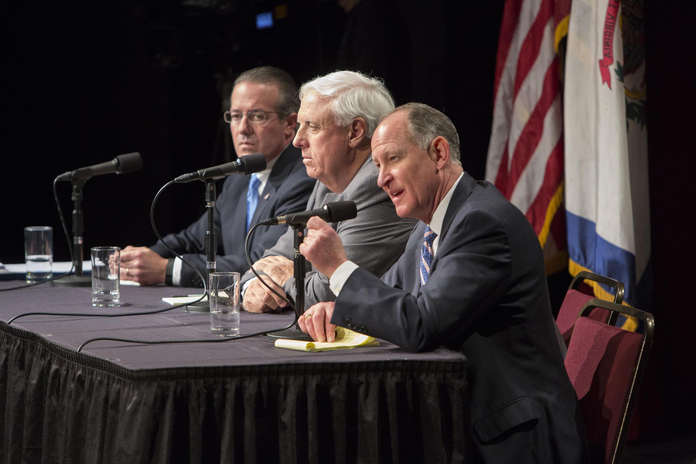 Jeff Kessler Endorses Jim Justice in Governor Race | West