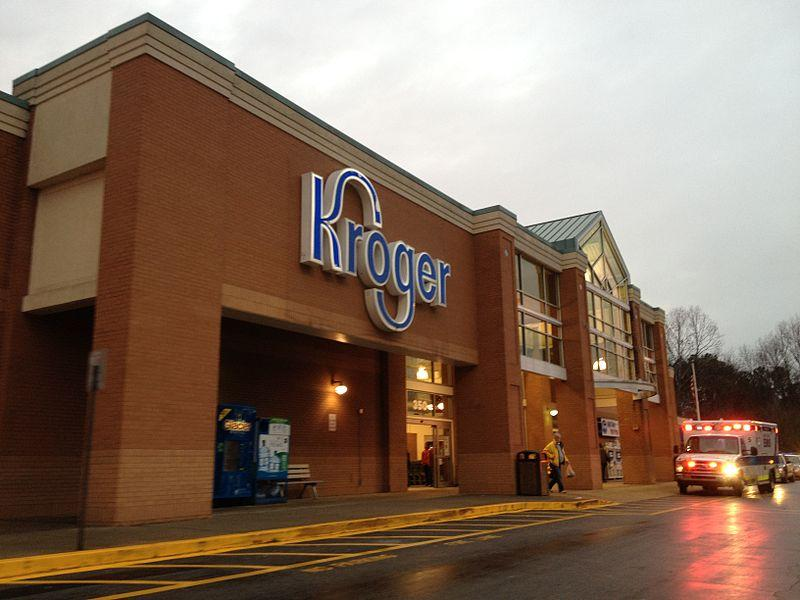 Kroger Begins Online Ordering at West Virginia Grocery
