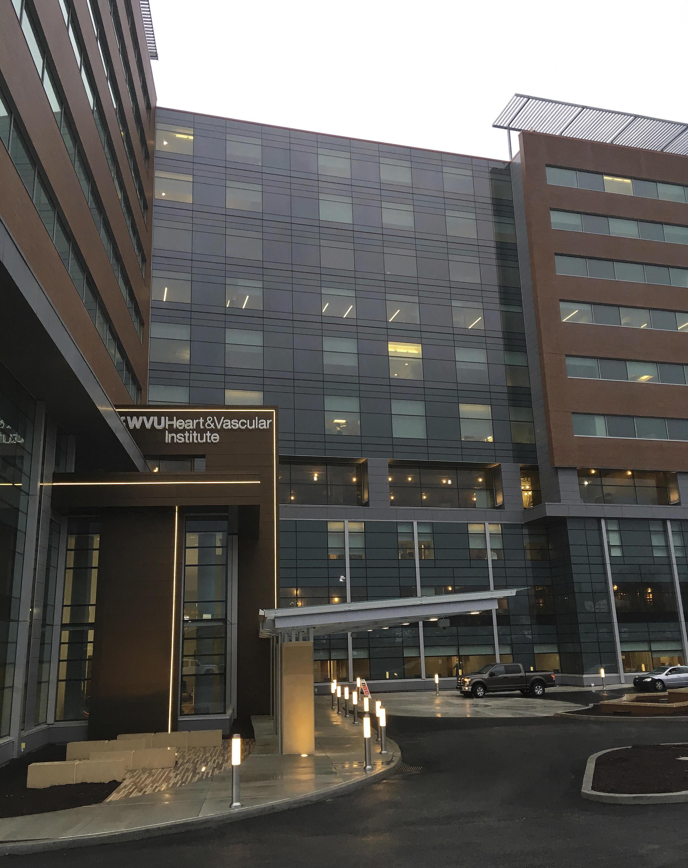 Despite W Va  Economic Woes, WVU Medicine is Booming | West
