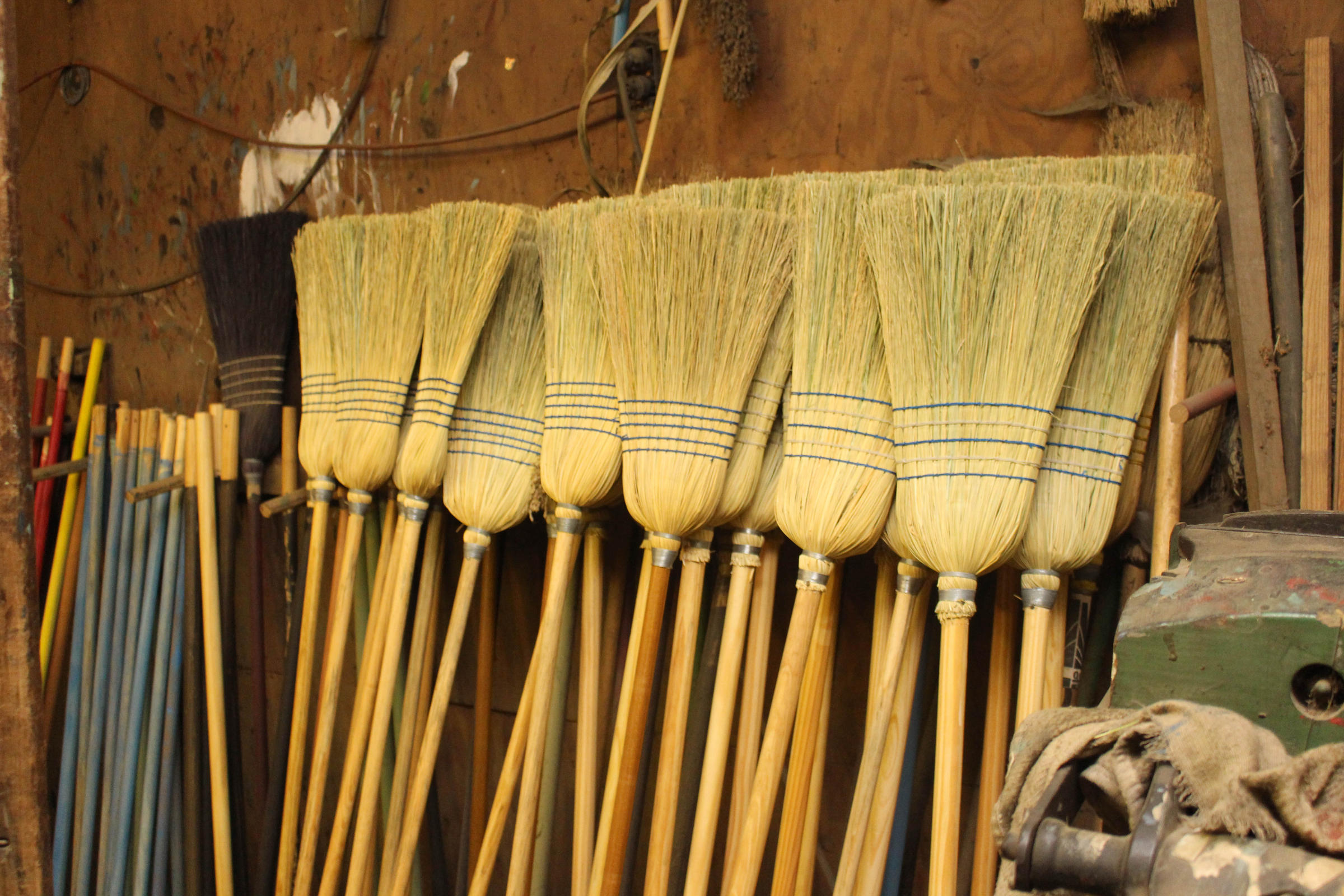 Meet One of the Last Remaining Broom Makers in Appalachia | West