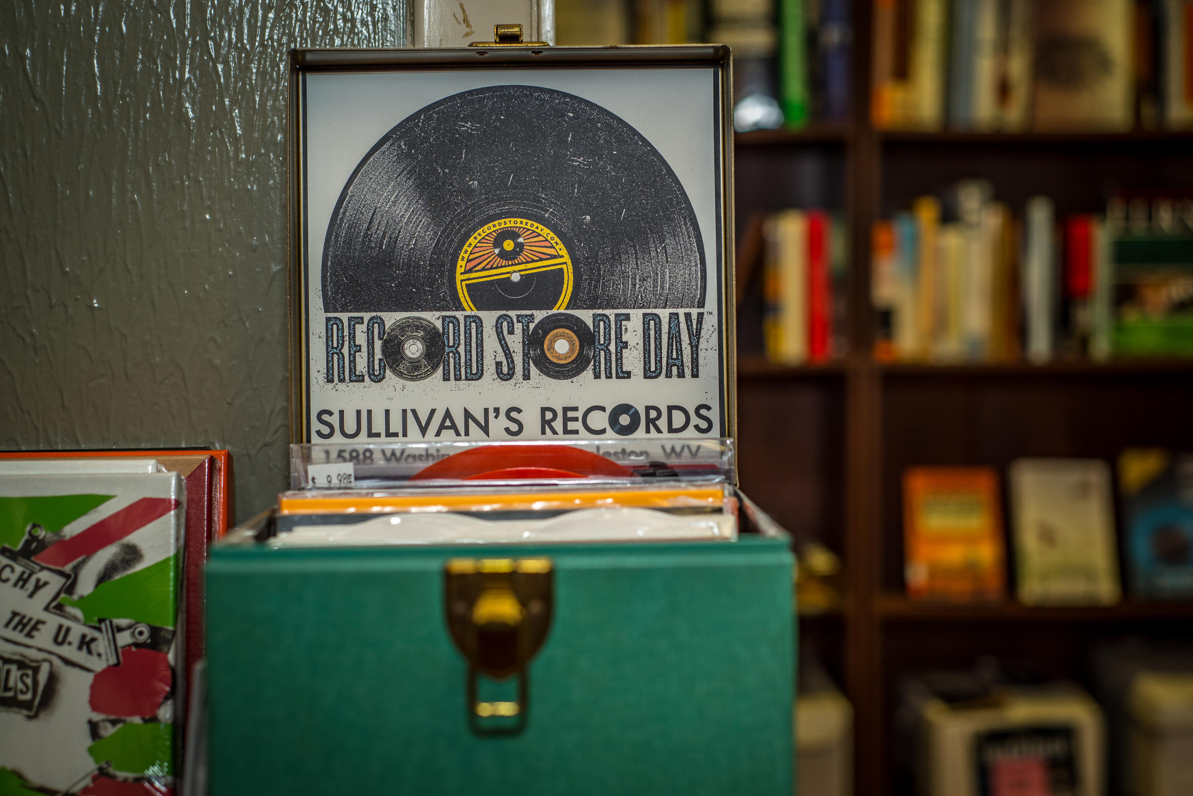 In a Music Streaming World, WV Record Stores Keep On