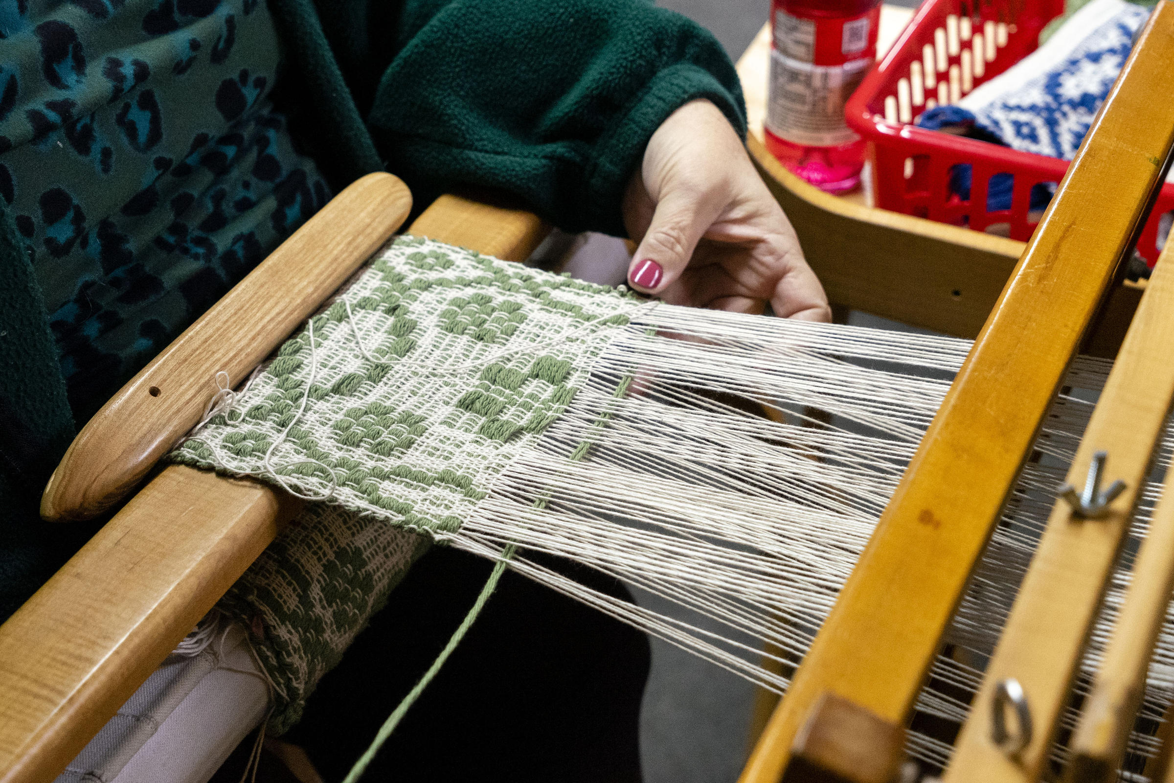 Making a Living as a Traditional Weaver in Appalachia   West