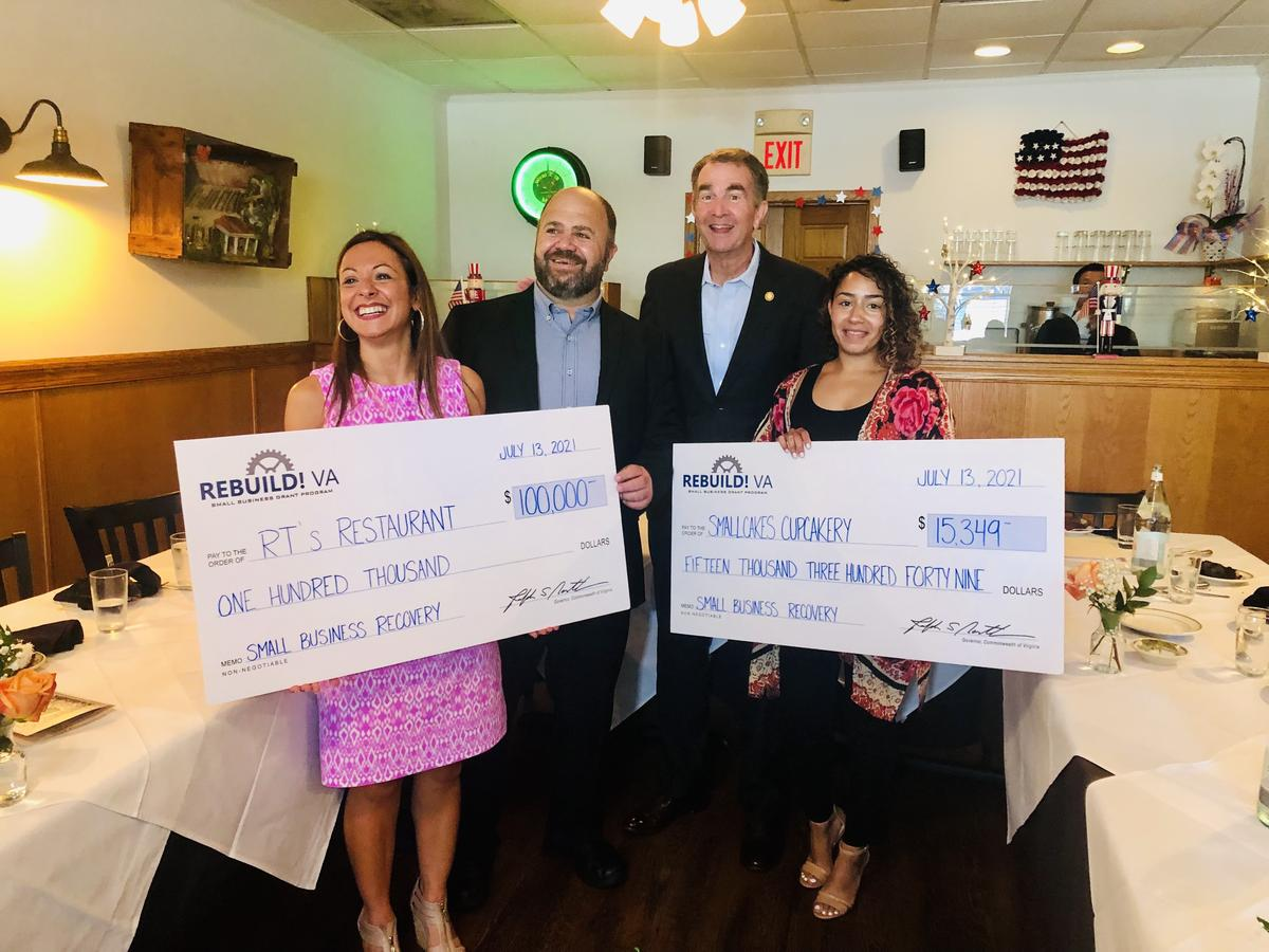 Rebuild VA Program Aims to Get Small Businesses Back on ...