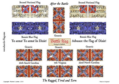 Confederate Flags Wvtf