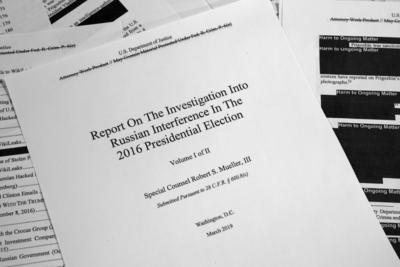 Virginia Lawmakers Respond to Mueller Report Release | WVTF