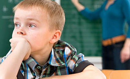 Image result for stock photo for adhd child