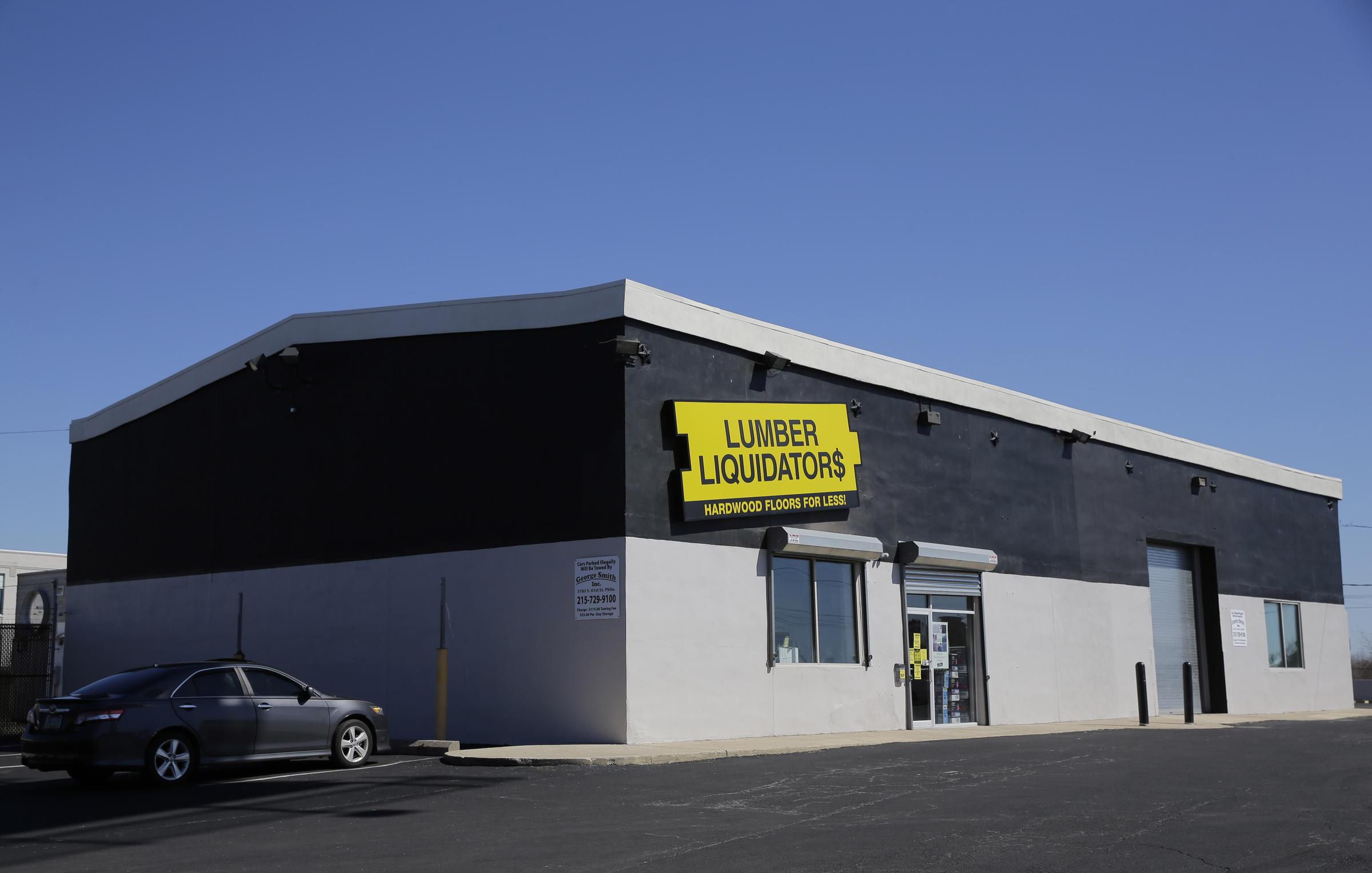 Virginia-based Lumber Liquidators Paying $33M to Settle US