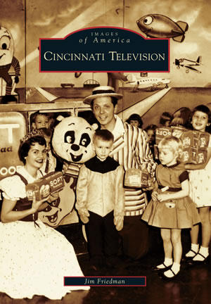 Another Honor For Former TV Producer Jim Friedman | WVXU