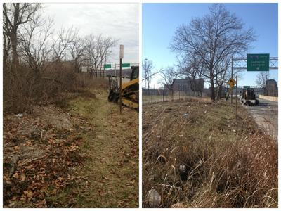 Why Are Crews Removing Brush And Trees Along I-75, I-275? | WVXU